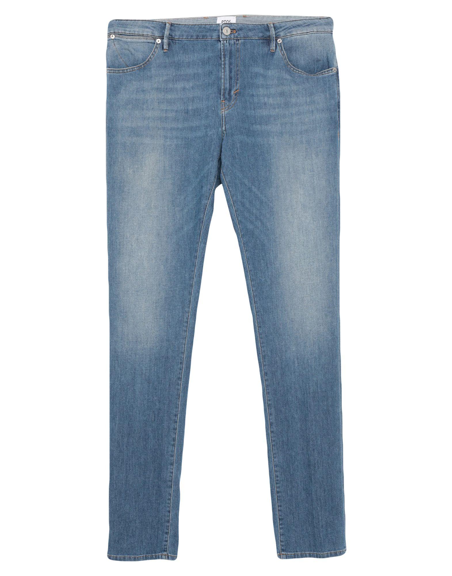 《セール開催中》PT05 メンズ ジーンズ ブルー 36 コットン 92% / エメリー 6% / ポリウレタン 2%