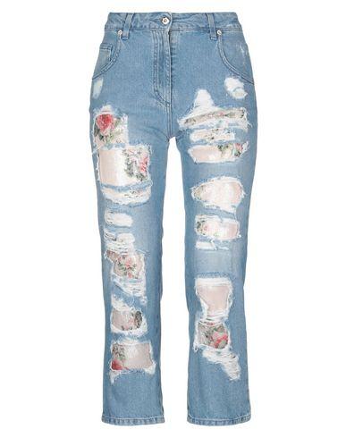 Укороченные джинсы BLUMARINE