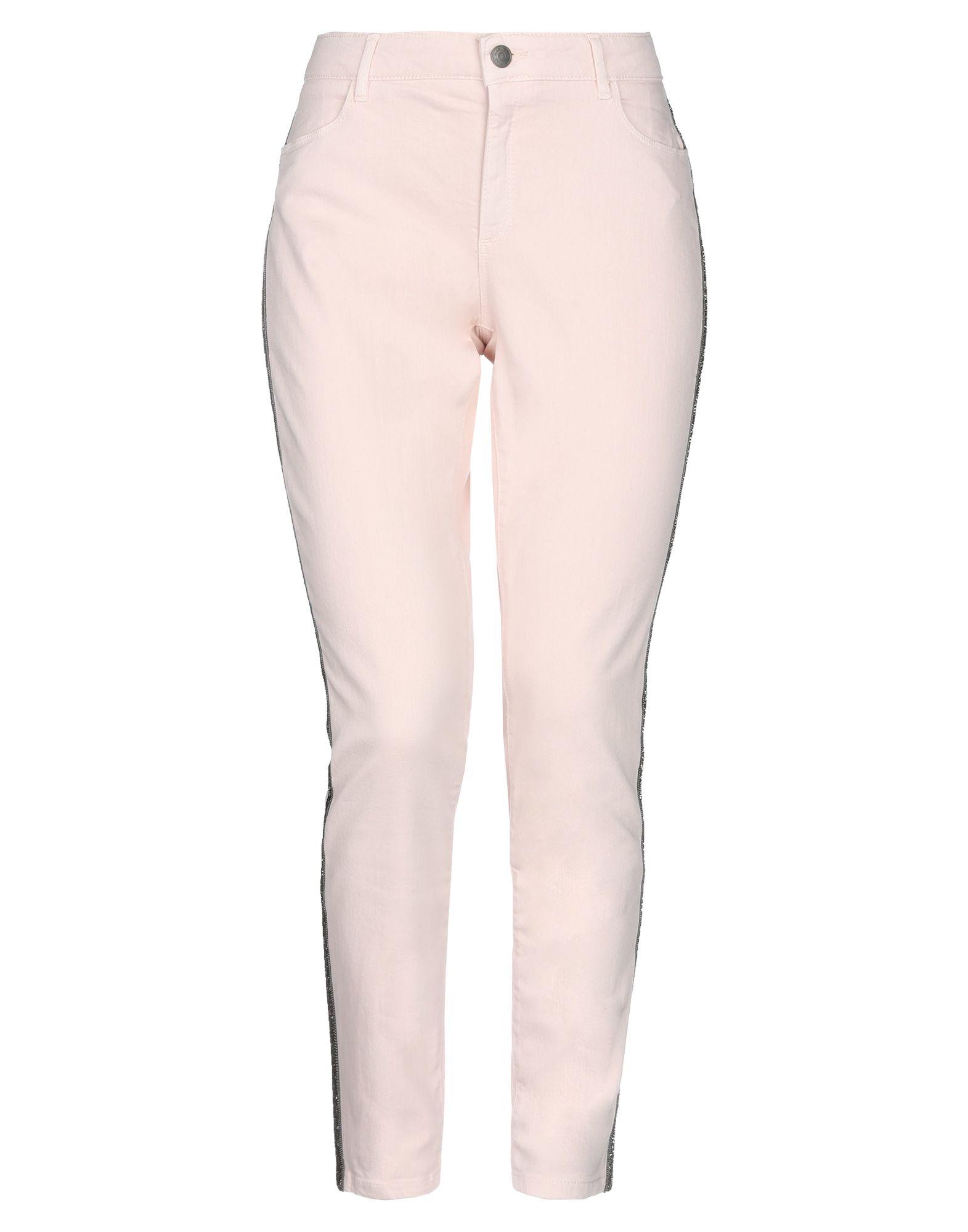 NAF NAF Джинсовые брюки цена 2017