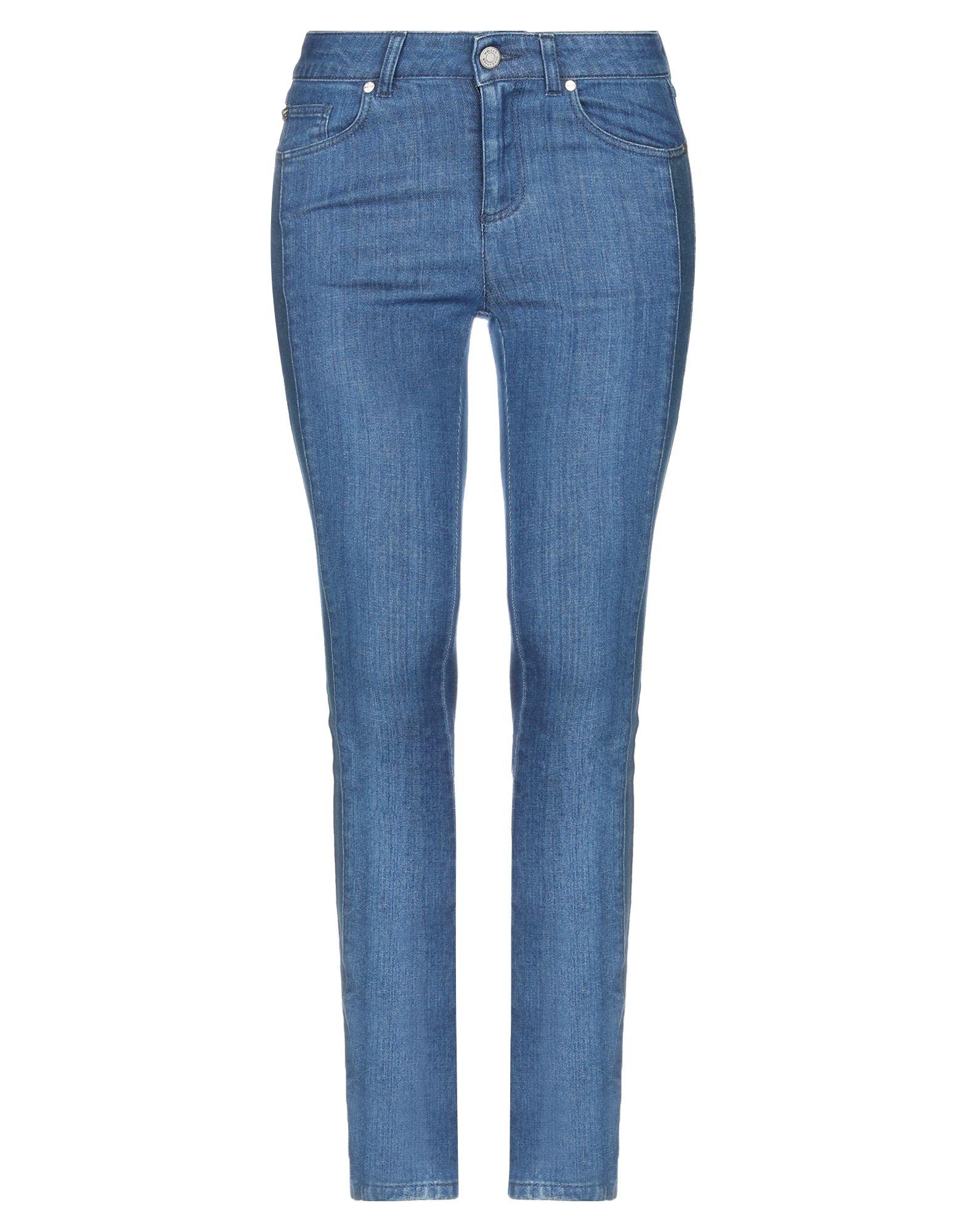 ALEXANDER MCQUEEN Denim pants - Item 42767764