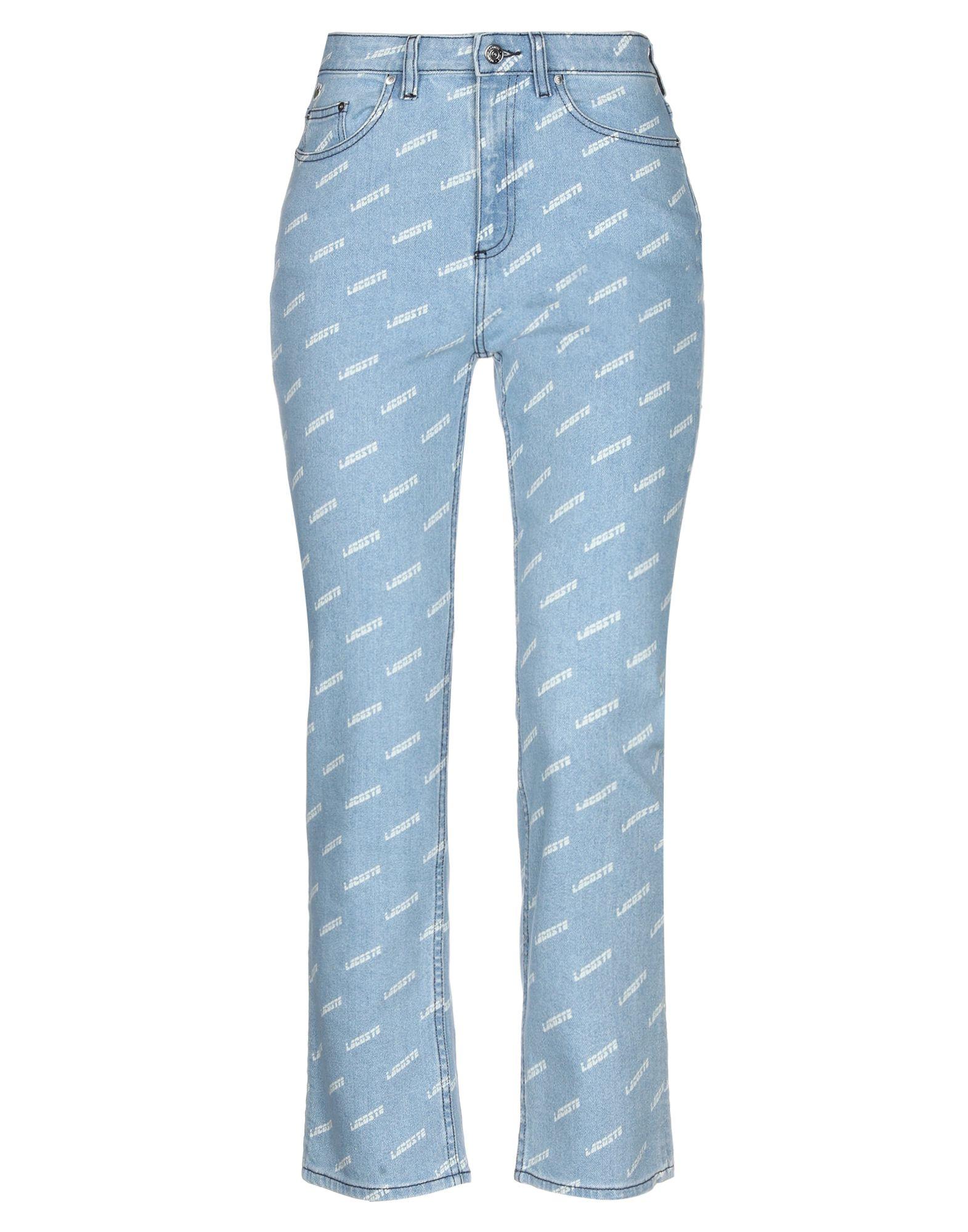 купить LACOSTE L!VE Джинсовые брюки дешево