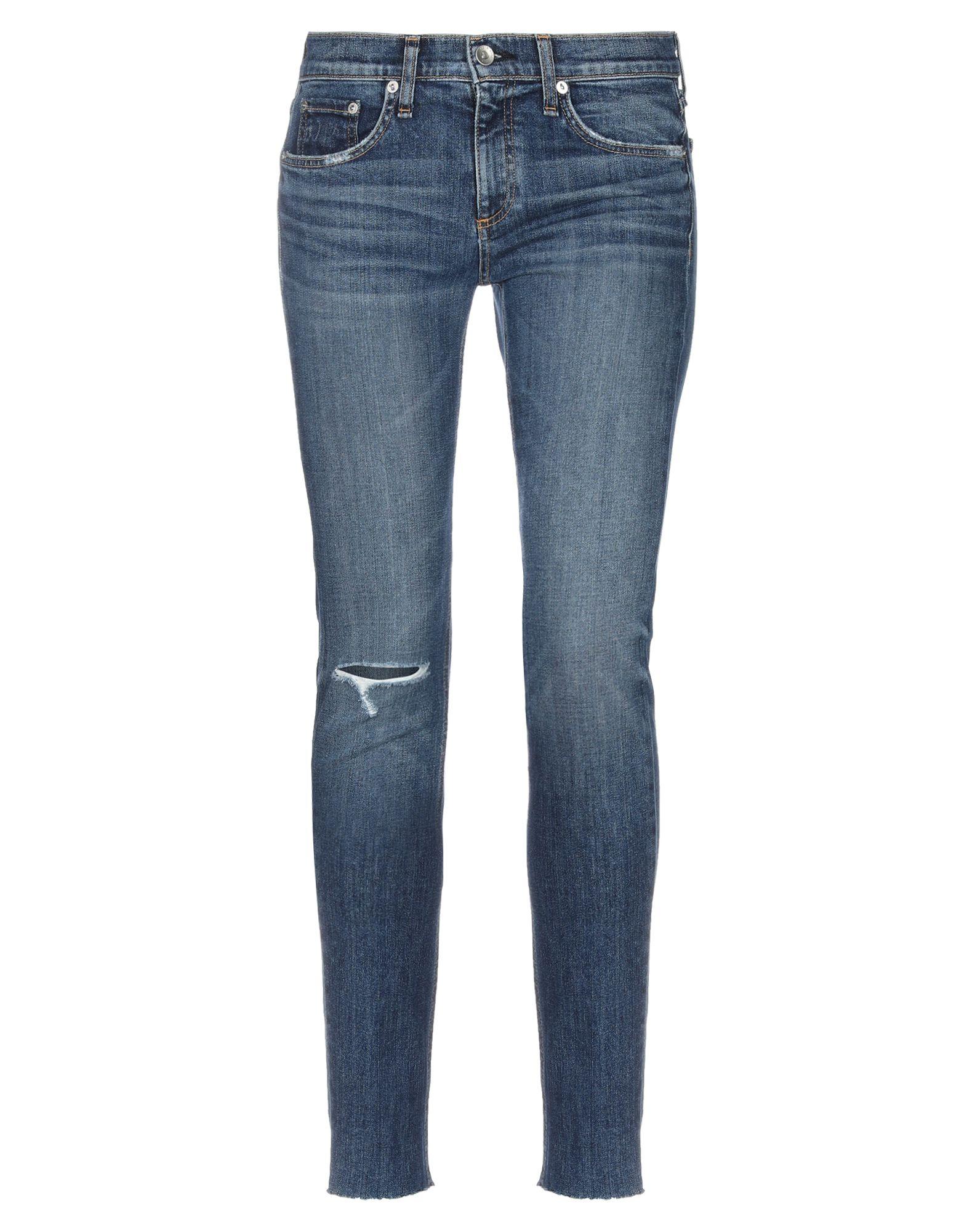 RAG & BONE Denim pants - Item 42768152
