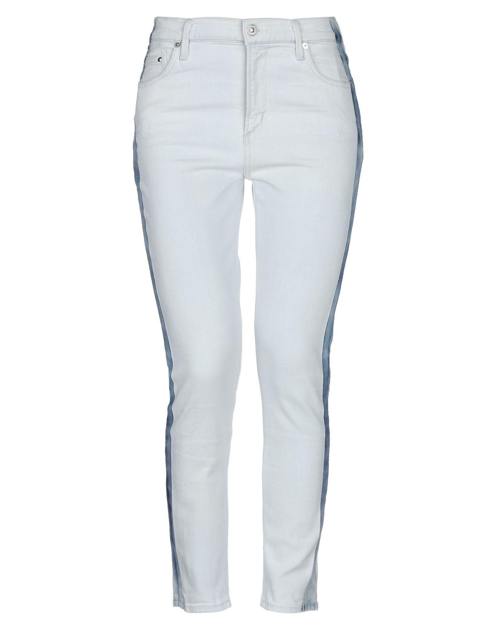 цена CITIZENS OF HUMANITY Джинсовые брюки
