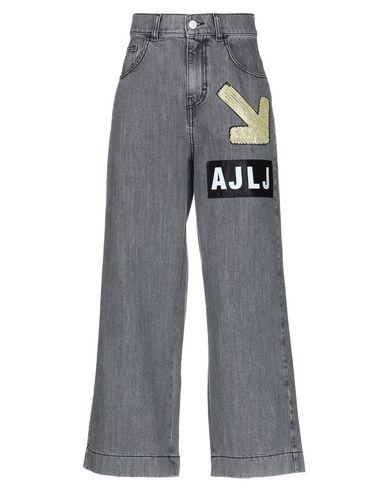 Джинсовые брюки-капри.