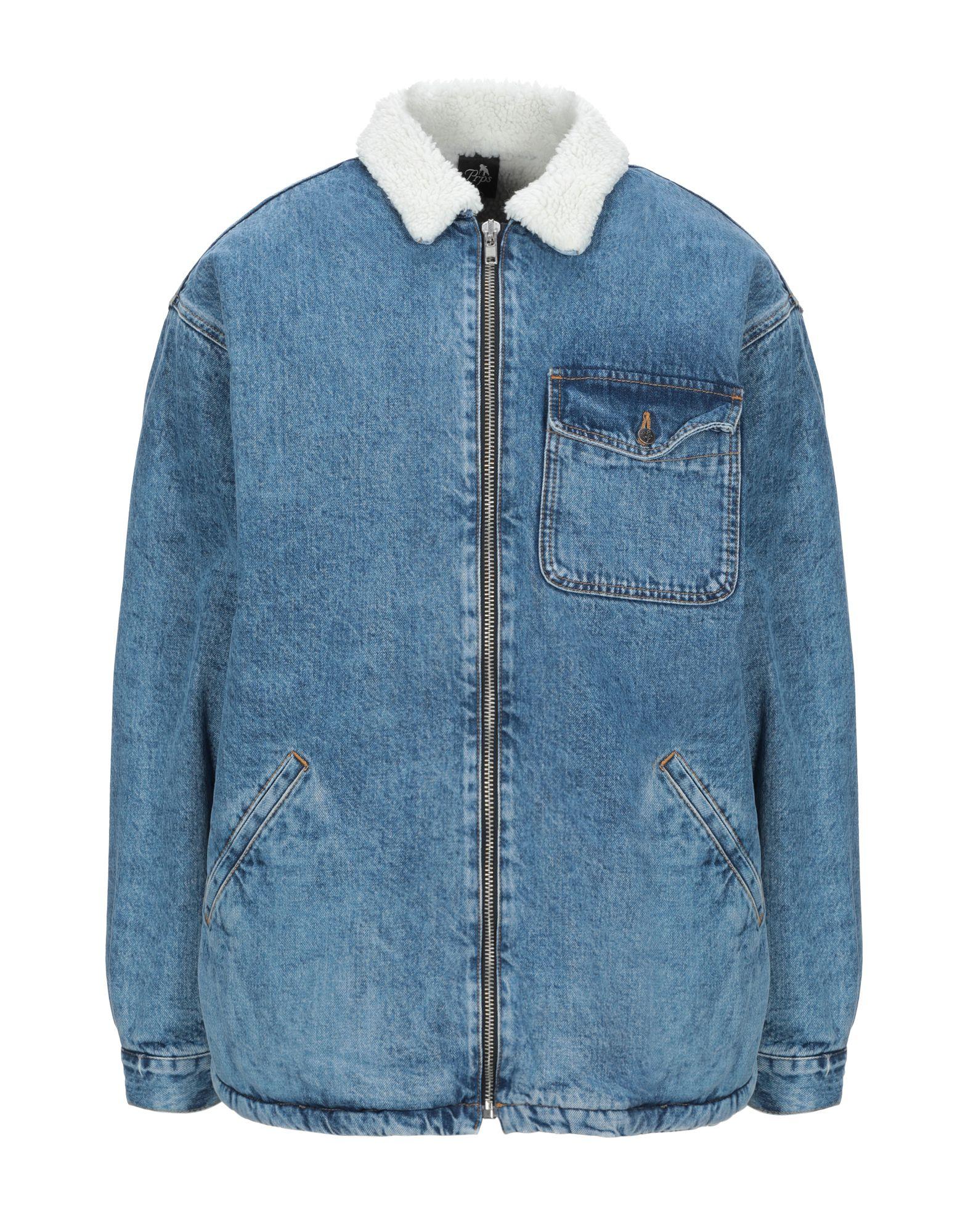 PRPS Джинсовая верхняя одежда prps джинсовая верхняя одежда