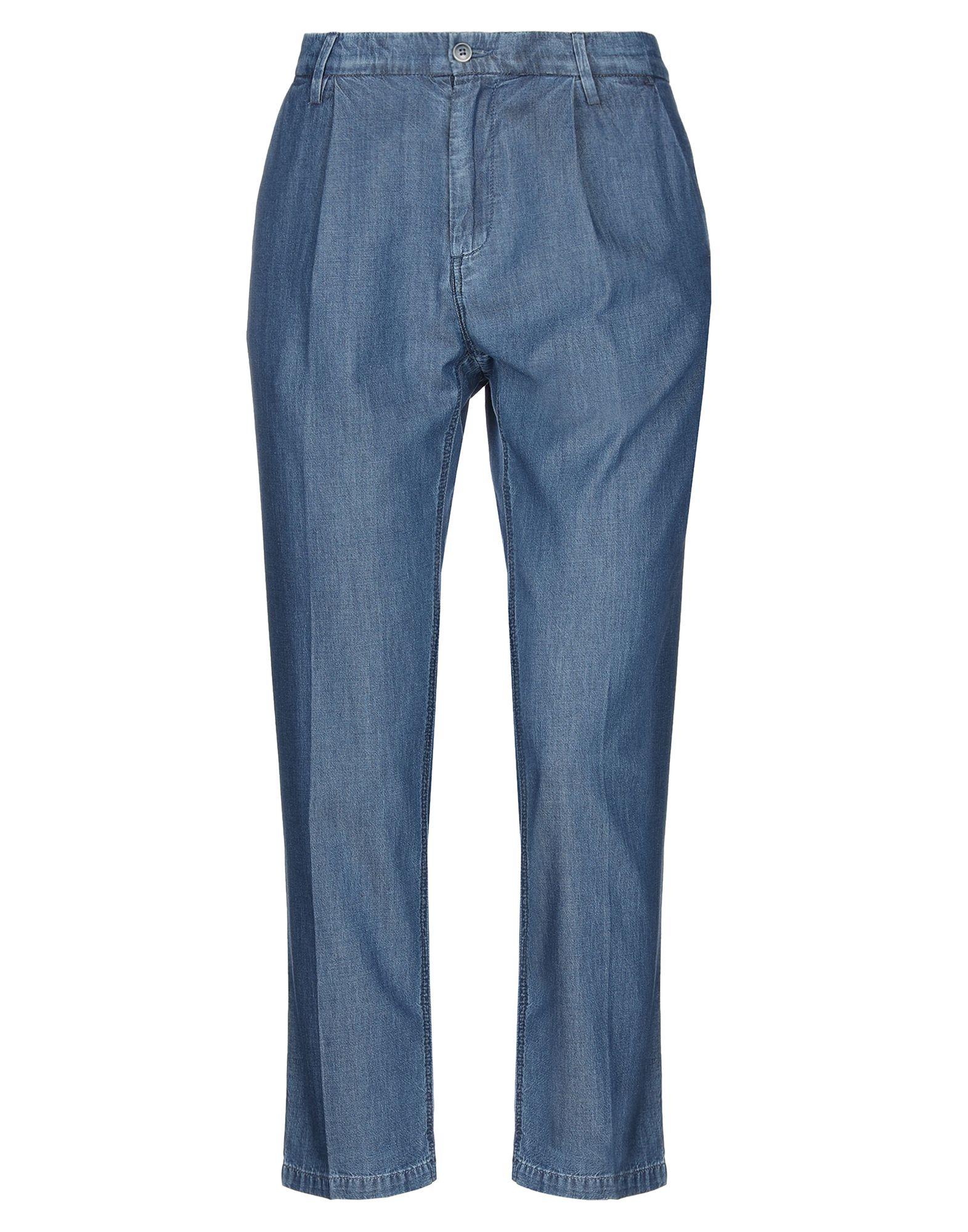 DON THE FULLER Джинсовые брюки цена и фото