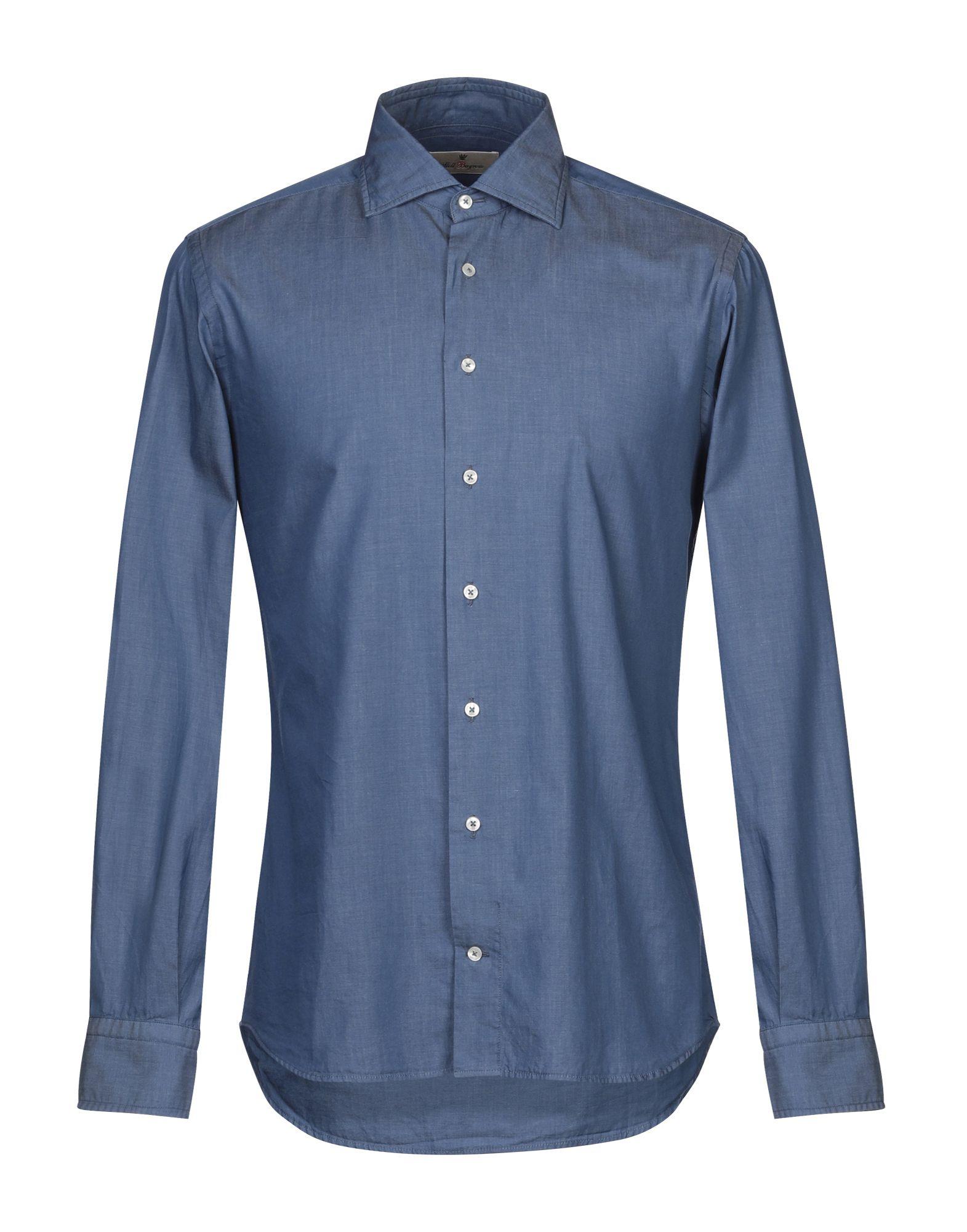 STELL BAYREM Джинсовая рубашка
