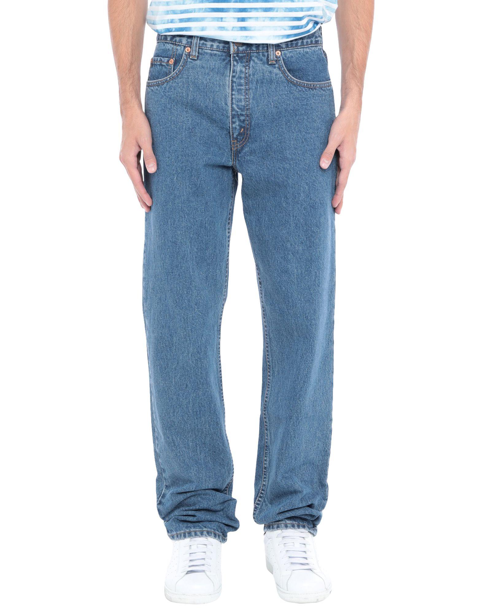 LEVI' S Джинсовые брюки рубашка женская levi s® ultimate boyfriend цвет черный 5893700250 размер s 44
