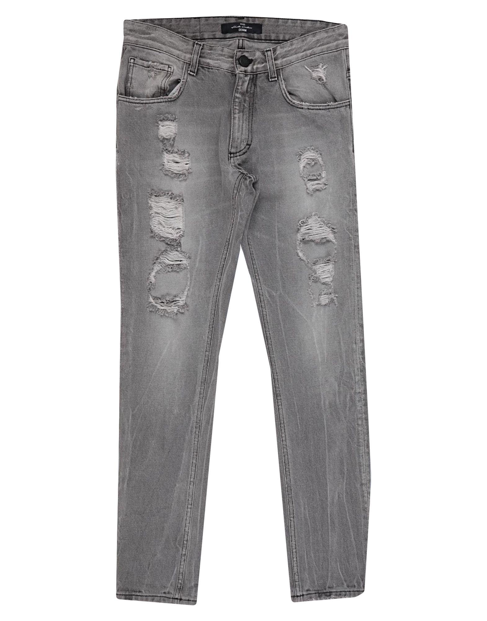 цены MNML COUTURE Джинсовые брюки