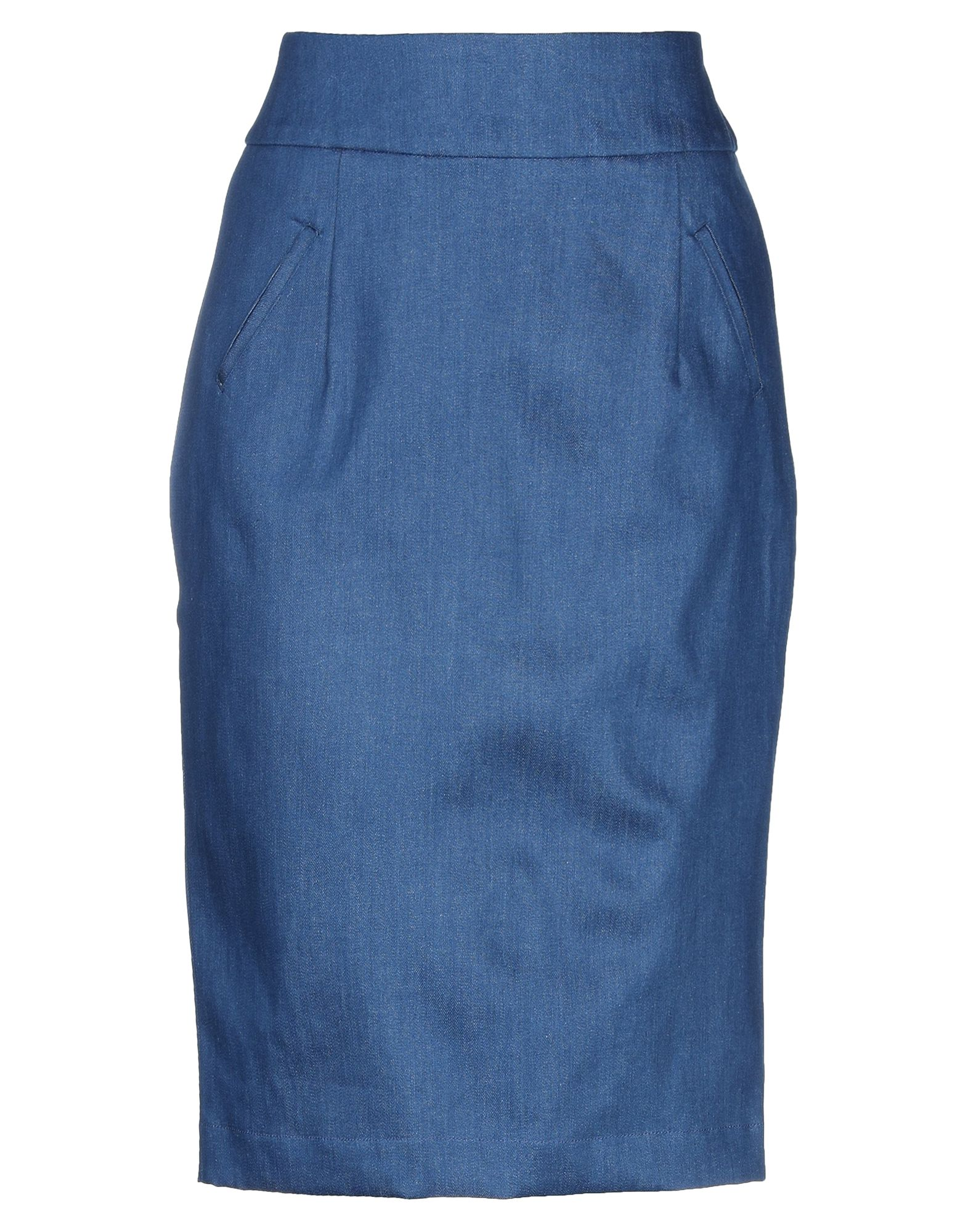 Фото - DEPARTMENT 5 Джинсовая юбка department 5 джинсовая юбка