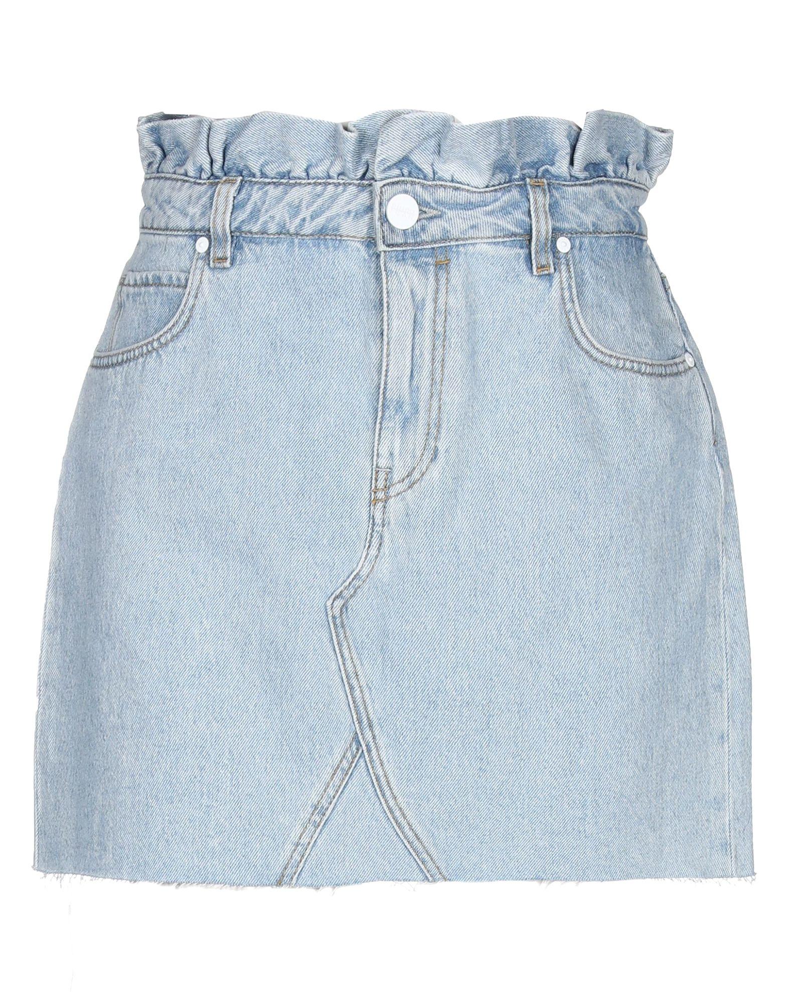 Фото - P_JEAN Джинсовая юбка p_jean джинсовая юбка