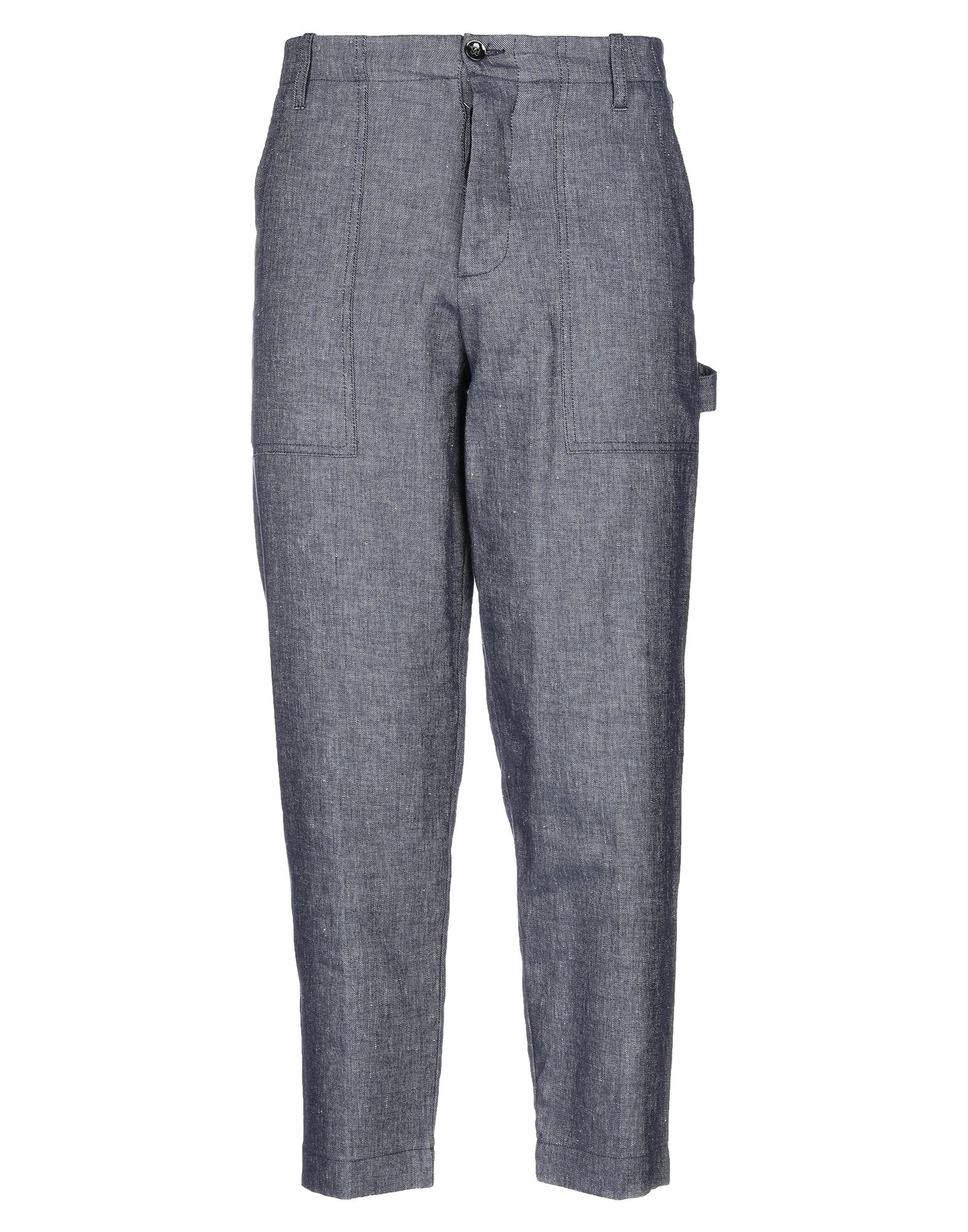 PAOLO PECORA Джинсовые брюки paolo casalini пиджак