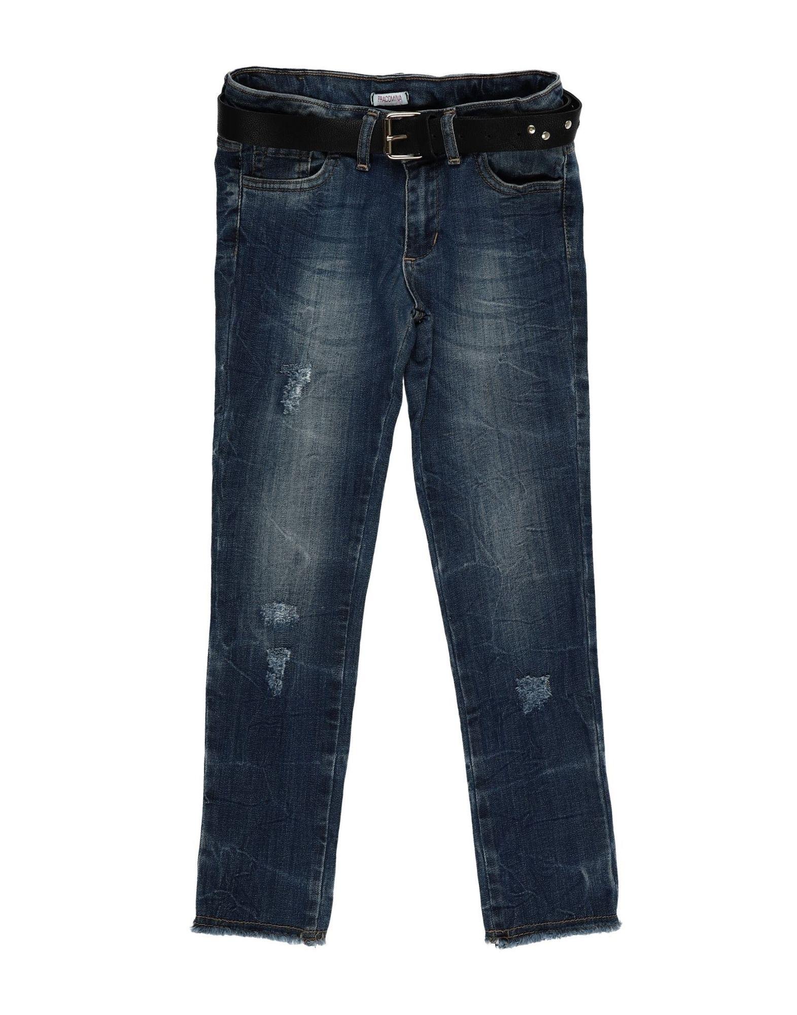 FRACOMINA MINI Джинсовые брюки fracomina mini джинсовые шорты