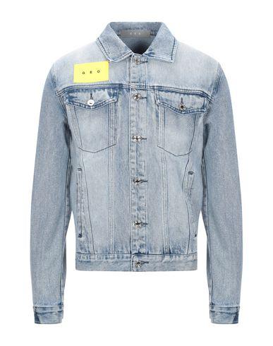 Фото - Джинсовая верхняя одежда от GEO синего цвета