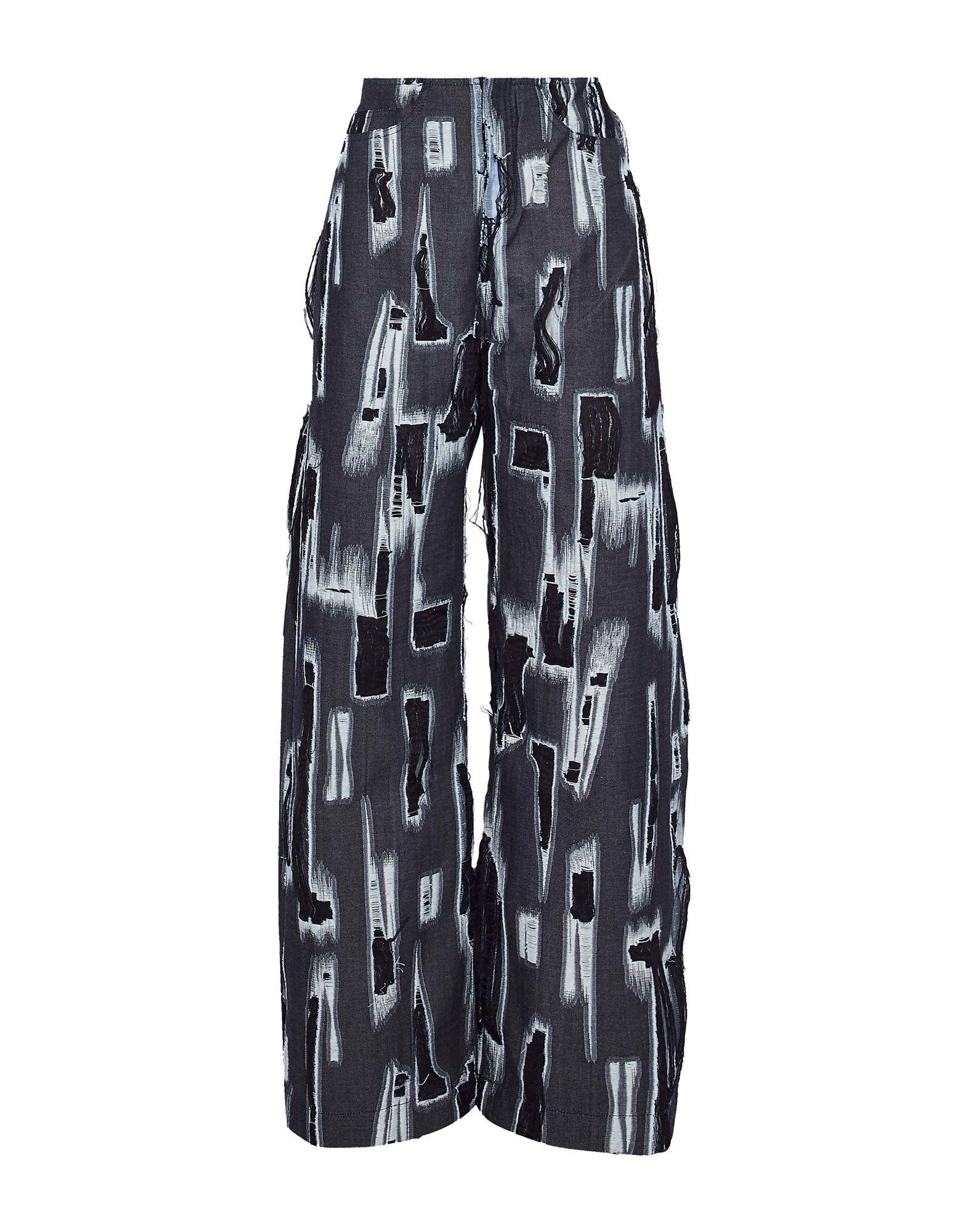 MARQUES' ALMEIDA Джинсовые брюки marques almeida корсет из денима