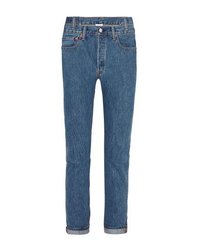 Джинсовые брюки VETEMENTS x LEVI'S 42771350MO