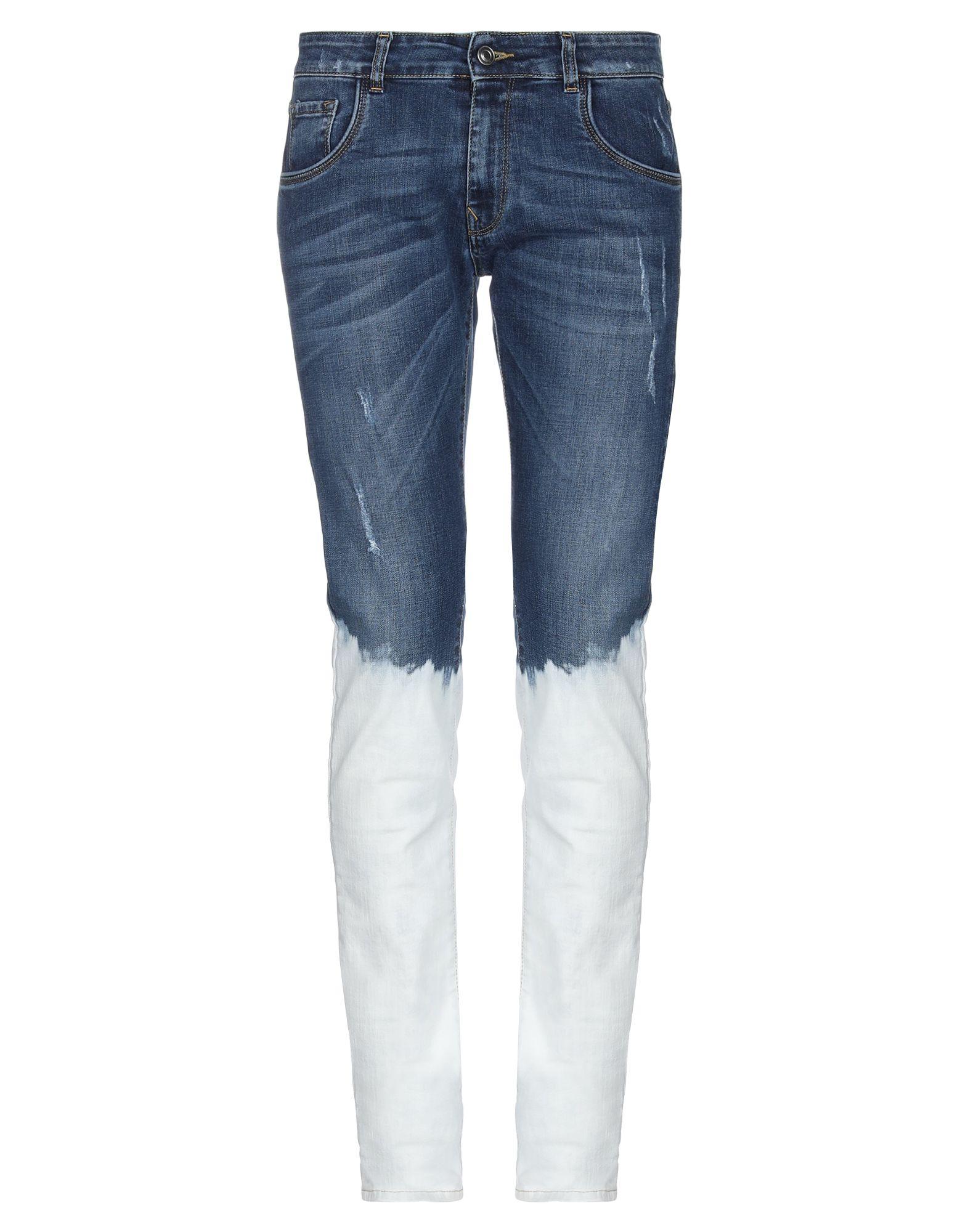 ORLEANI Джинсовые брюки