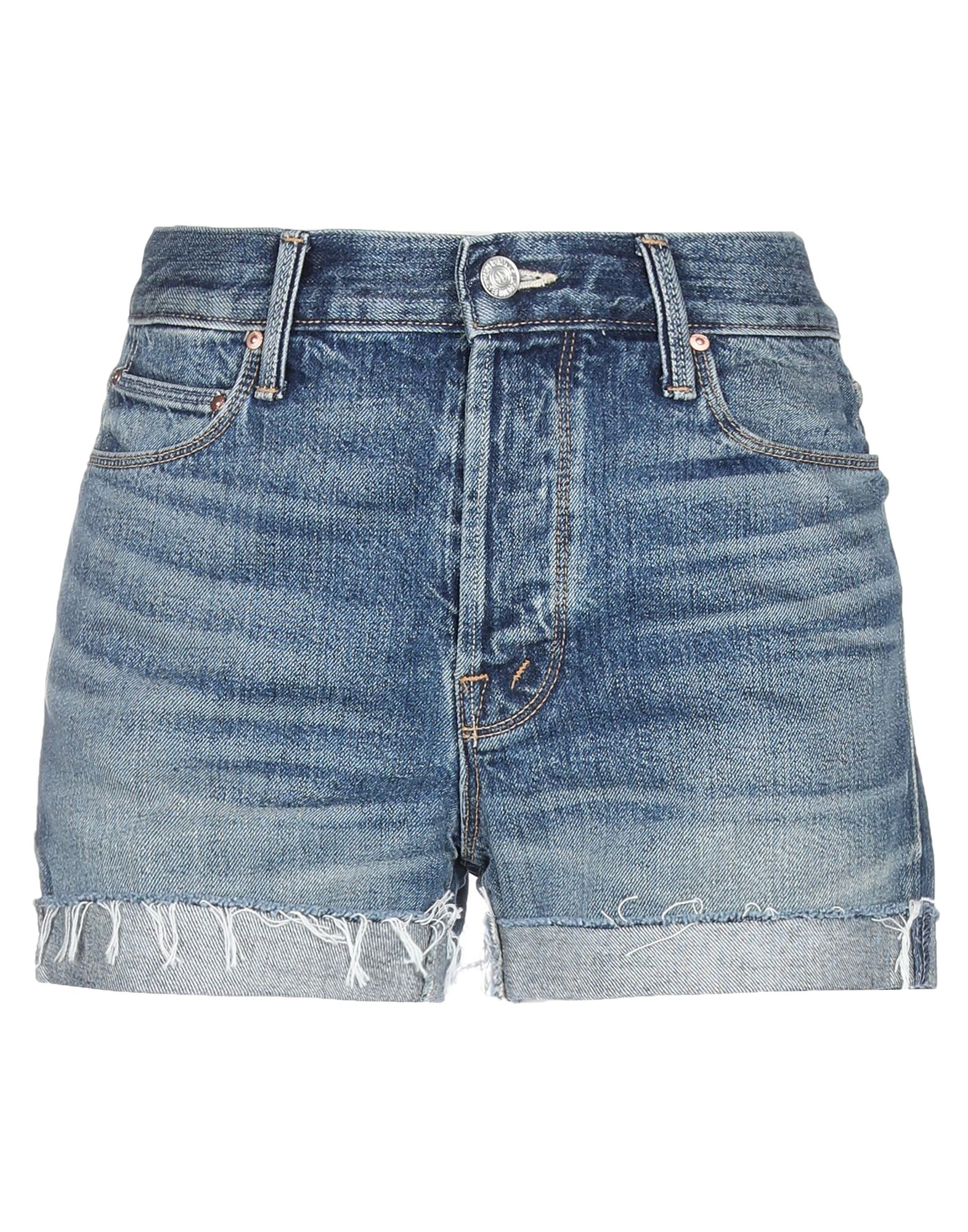 Фото - MOTHER Джинсовые шорты please джинсовые шорты