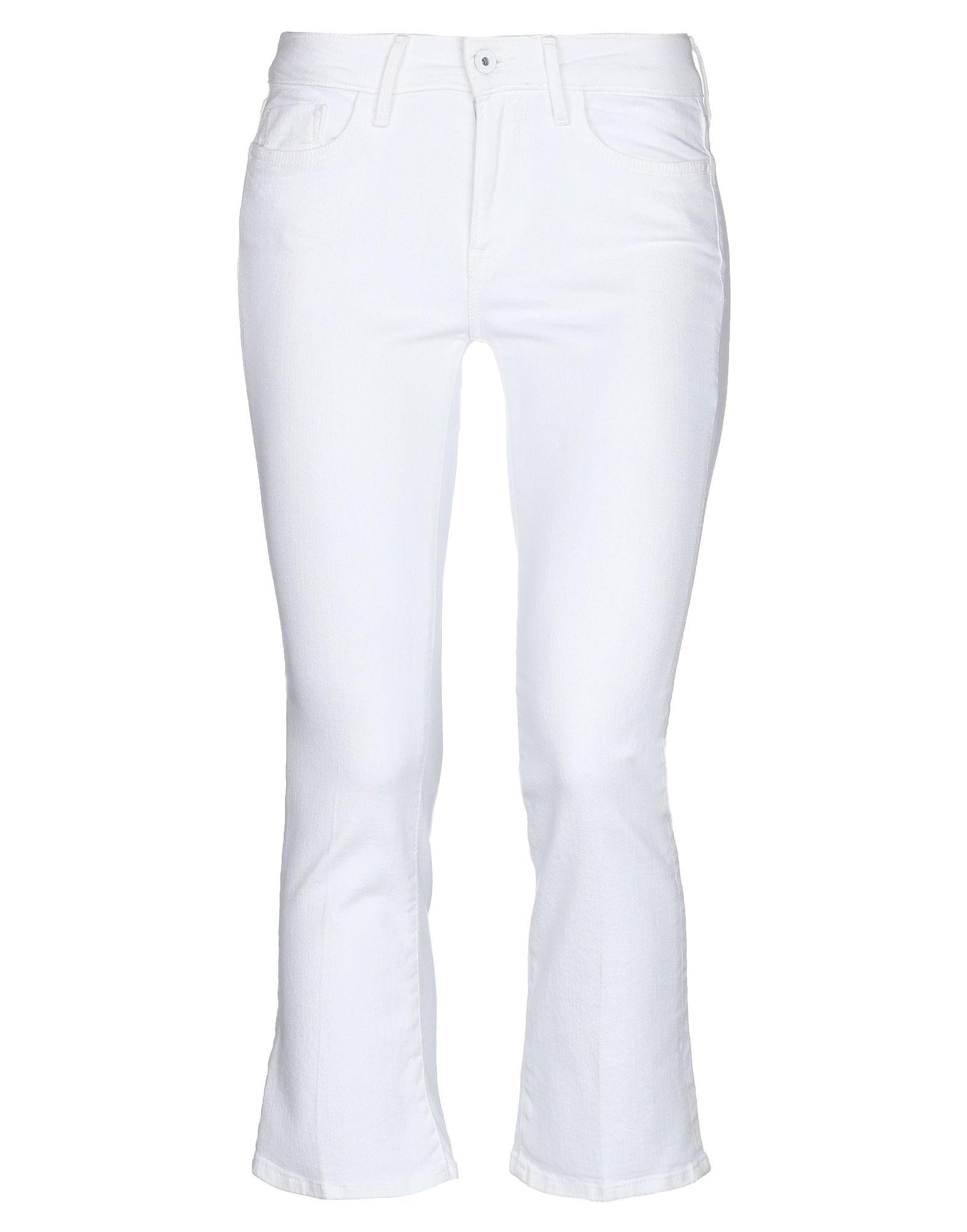 PEPE JEANS Джинсовые брюки-капри цена 2017