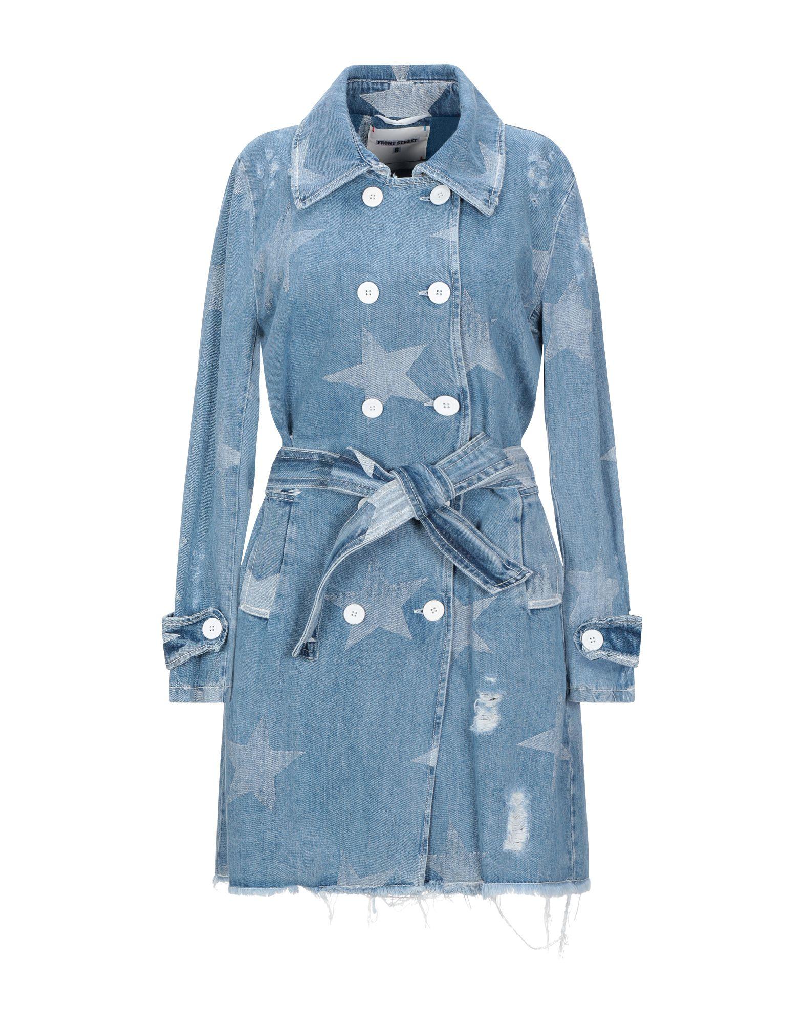 FRONT STREET 8 Джинсовая верхняя одежда куртка front street front street fr053ewevxm9