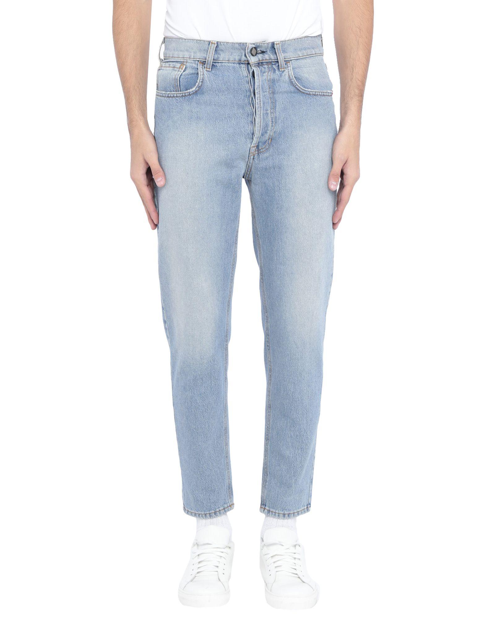 AMISH Джинсовые брюки amish джинсовые брюки