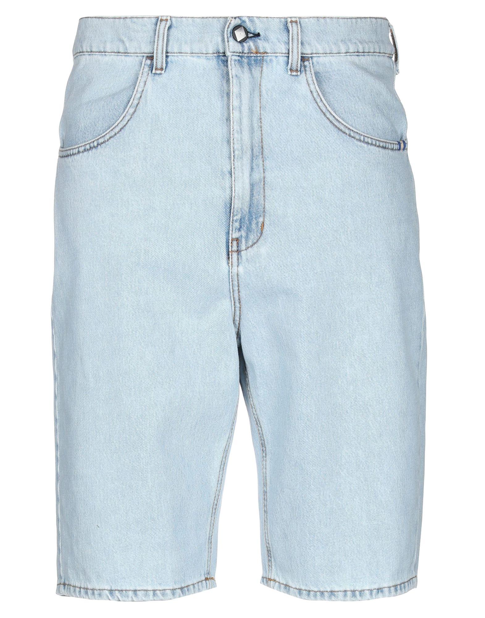 AMISH Джинсовые бермуды amish джинсовые брюки