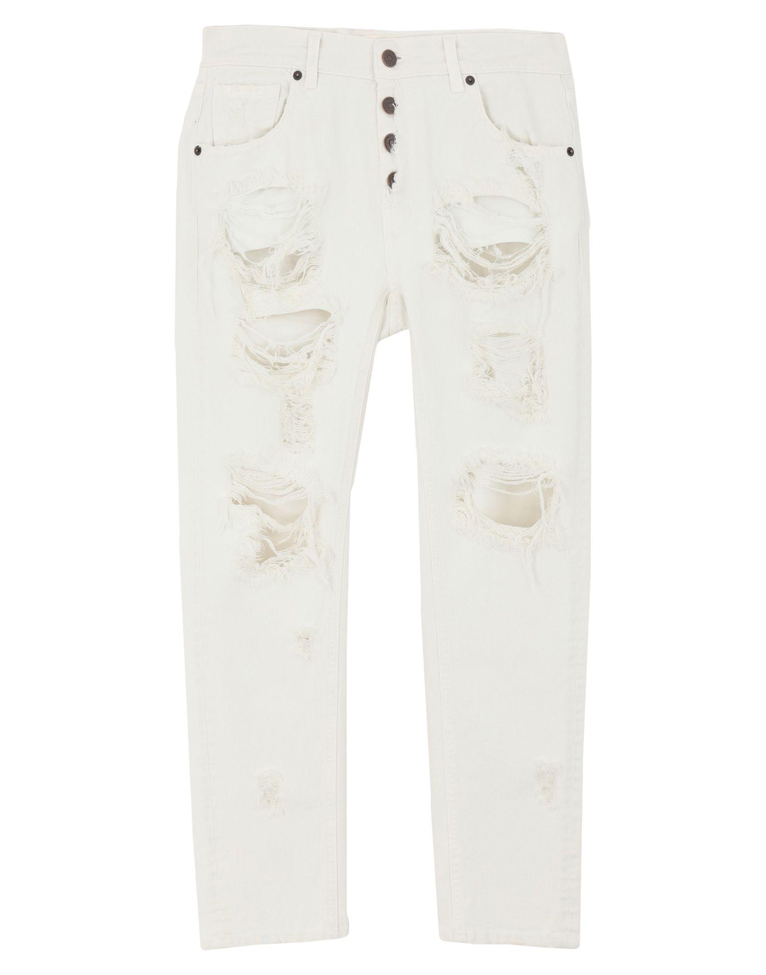 VICOLO Джинсовые брюки vicolo джинсовые брюки