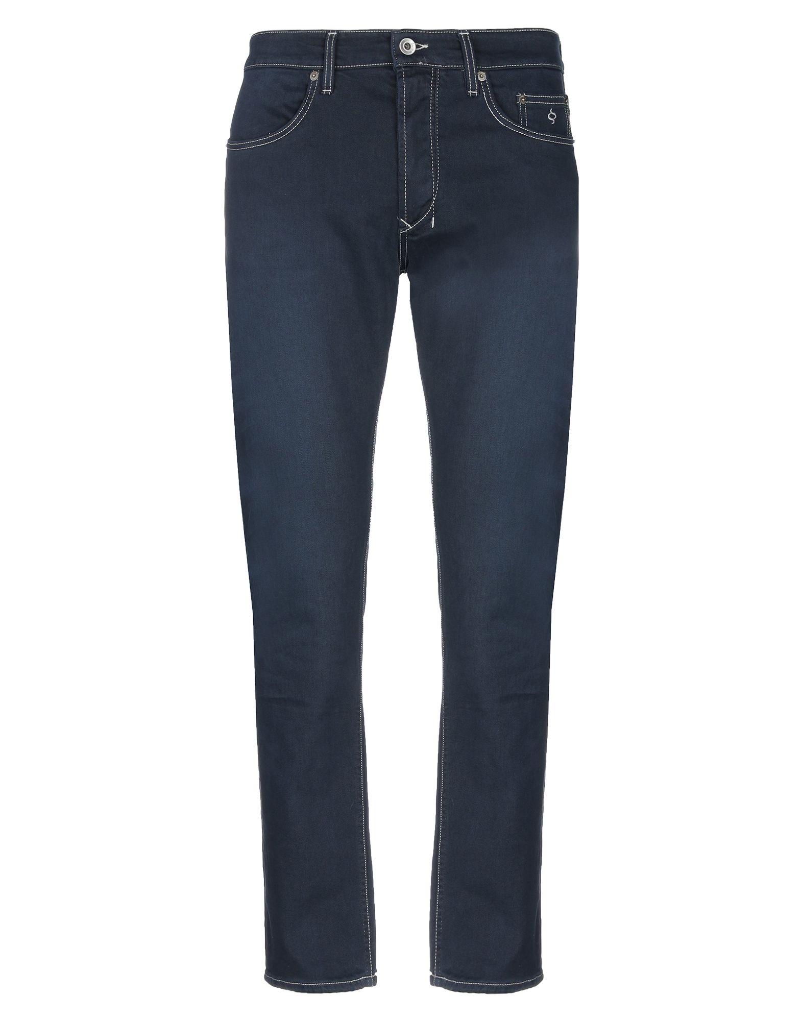 SIVIGLIA Denim pants - Item 42774104