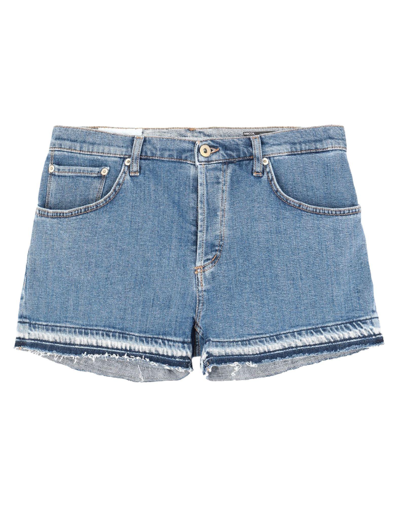 DONDUP Джинсовые шорты шорты джинсовые dondup dondup do042ewhzzj8