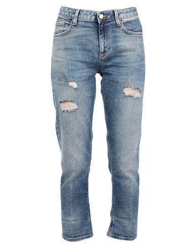 Укороченные джинсы KAOS JEANS