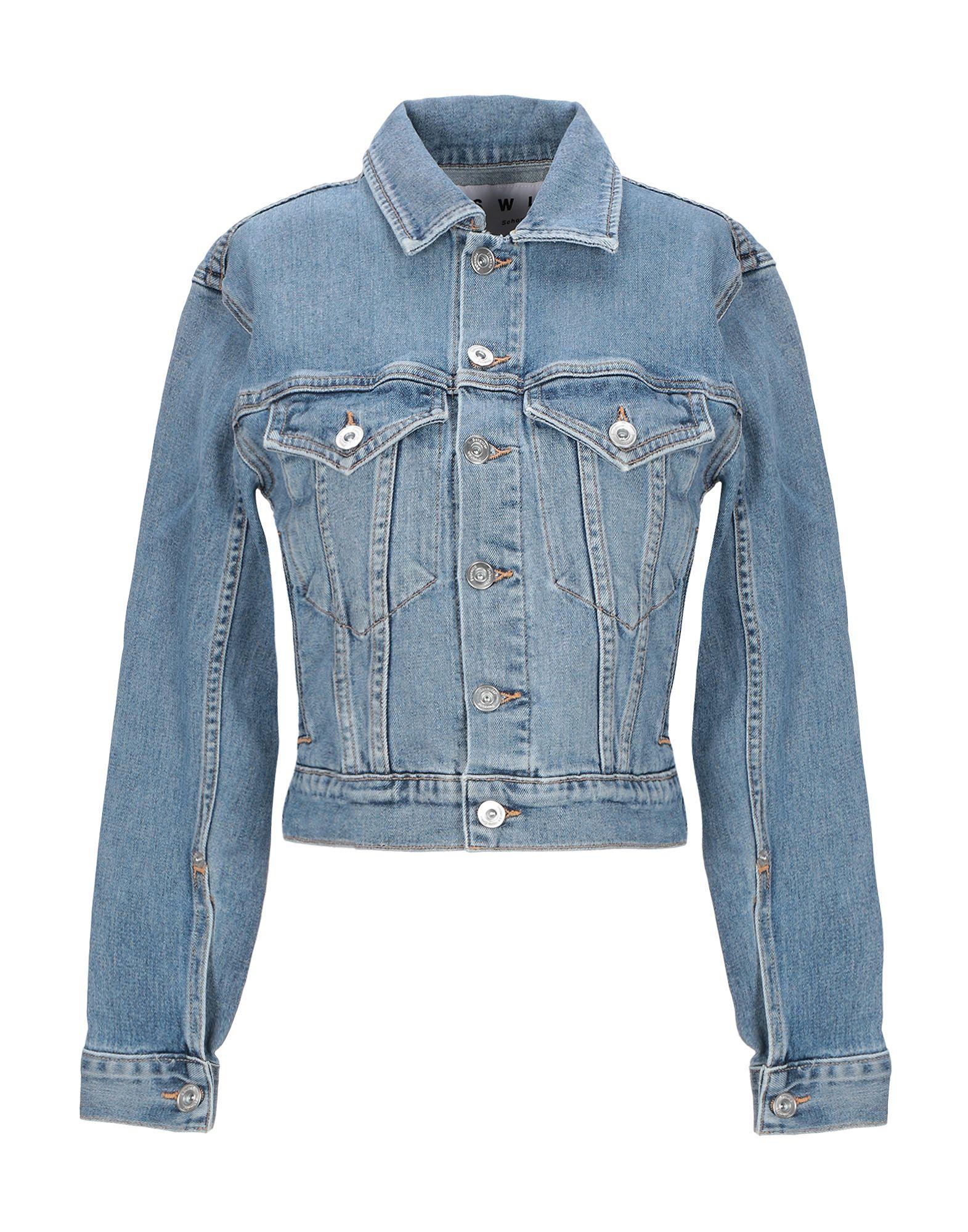 PROENZA SCHOULER PSWL Denim outerwear - Item 42777023