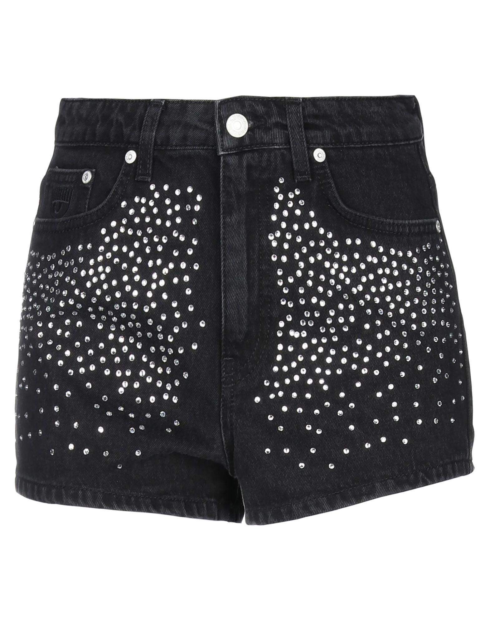 CHIARA FERRAGNI Джинсовые шорты chiara deste джинсовые брюки page 5