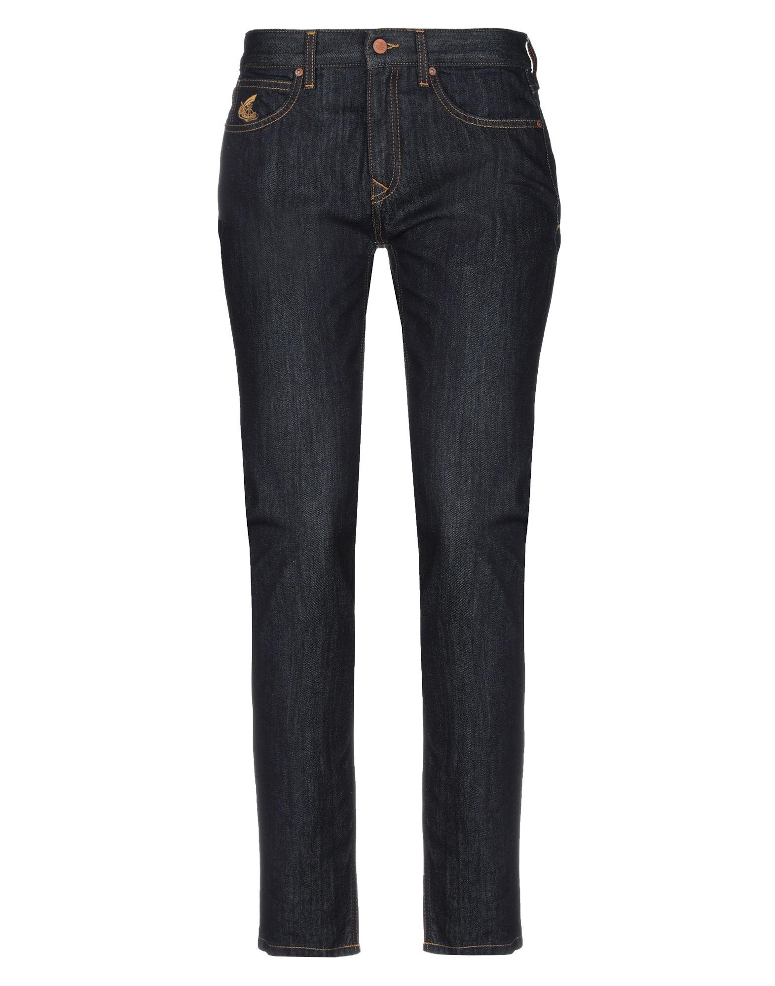 VIVIENNE WESTWOOD ANGLOMANIA Джинсовые брюки