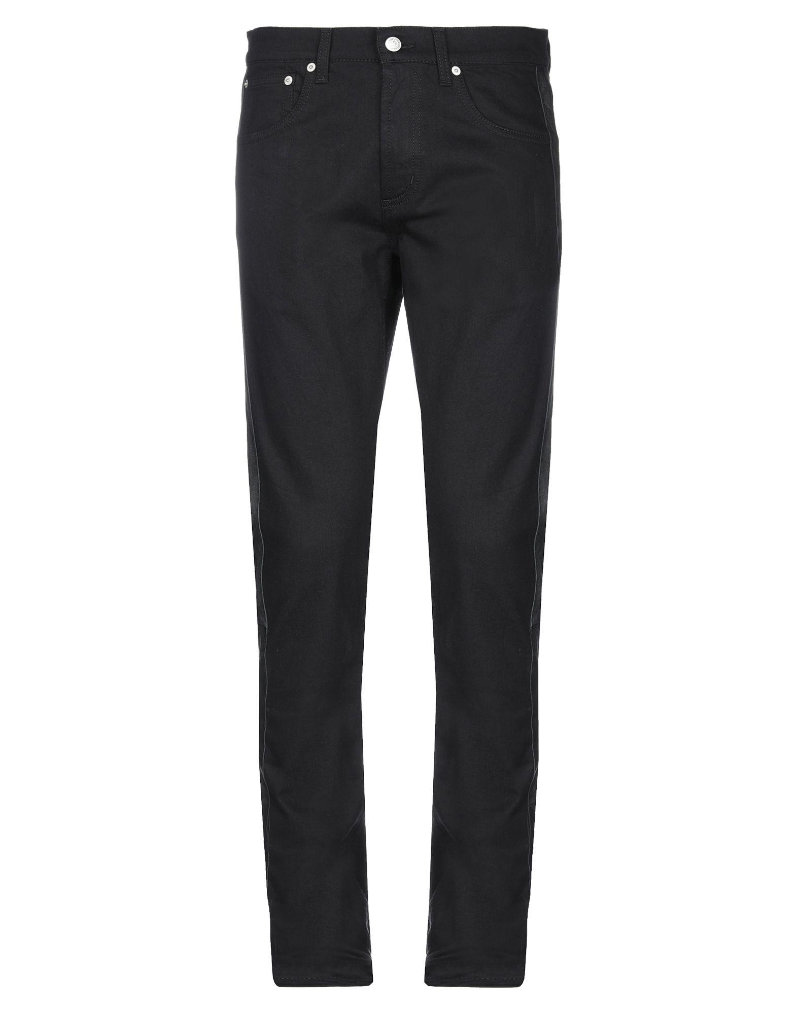 ALEXANDER MCQUEEN Denim pants - Item 42777753