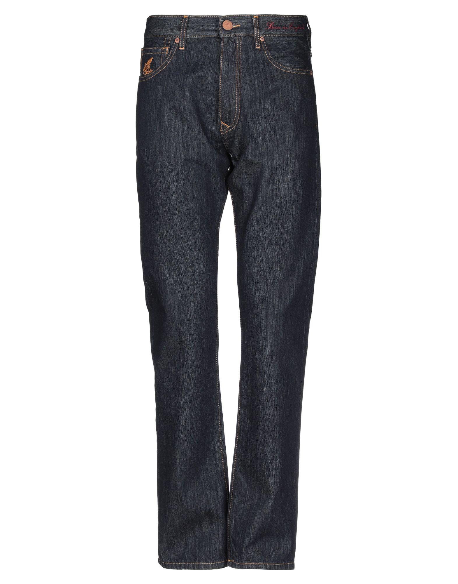 цена на VIVIENNE WESTWOOD ANGLOMANIA Джинсовые брюки
