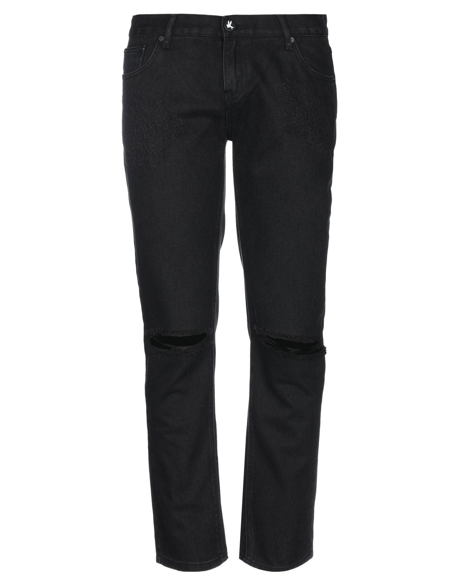 ONE x ONETEASPOON Джинсовые брюки цена 2017