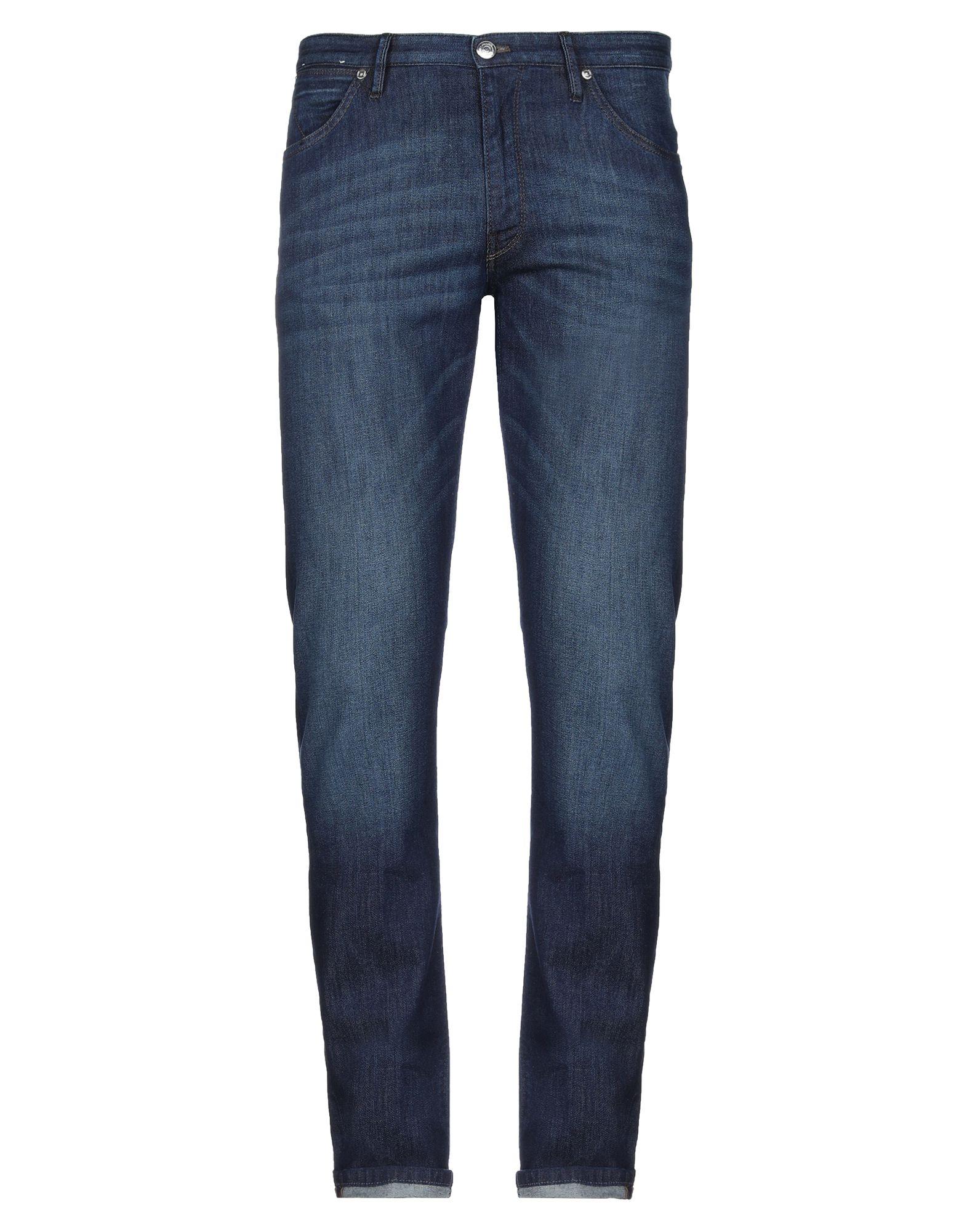 《セール開催中》PT Torino メンズ ジーンズ ブルー 38 コットン 92% / エメリー 6% / ポリウレタン 2%
