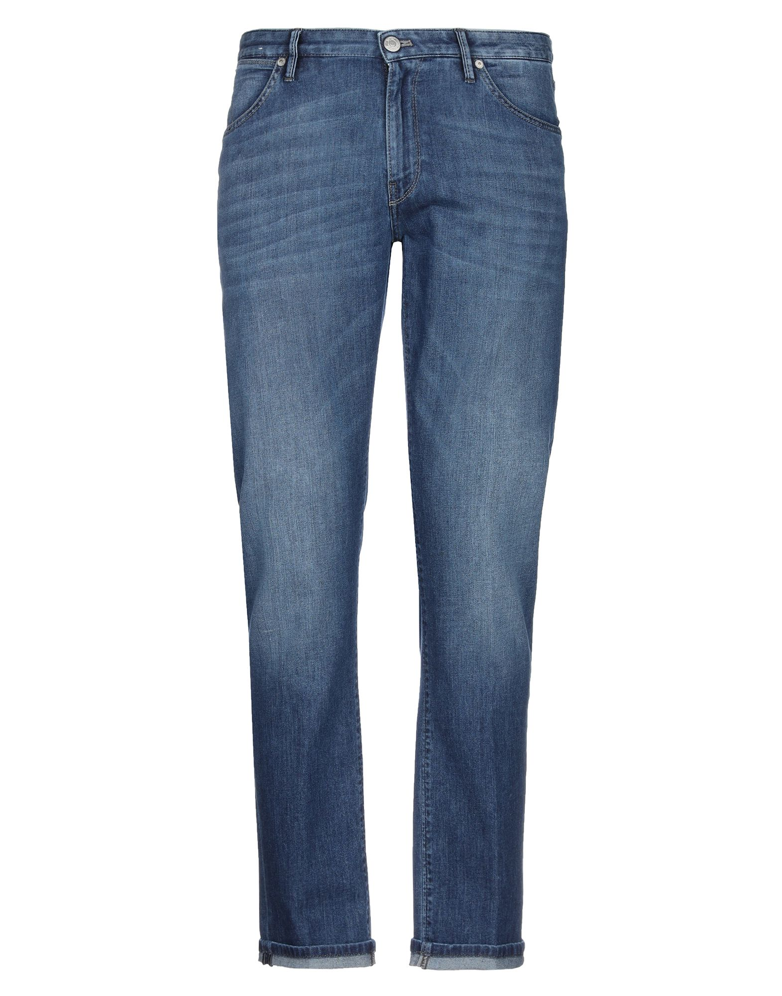 《セール開催中》PT05 メンズ ジーンズ ブルー 30 コットン 92% / エメリー 6% / ポリウレタン 2%