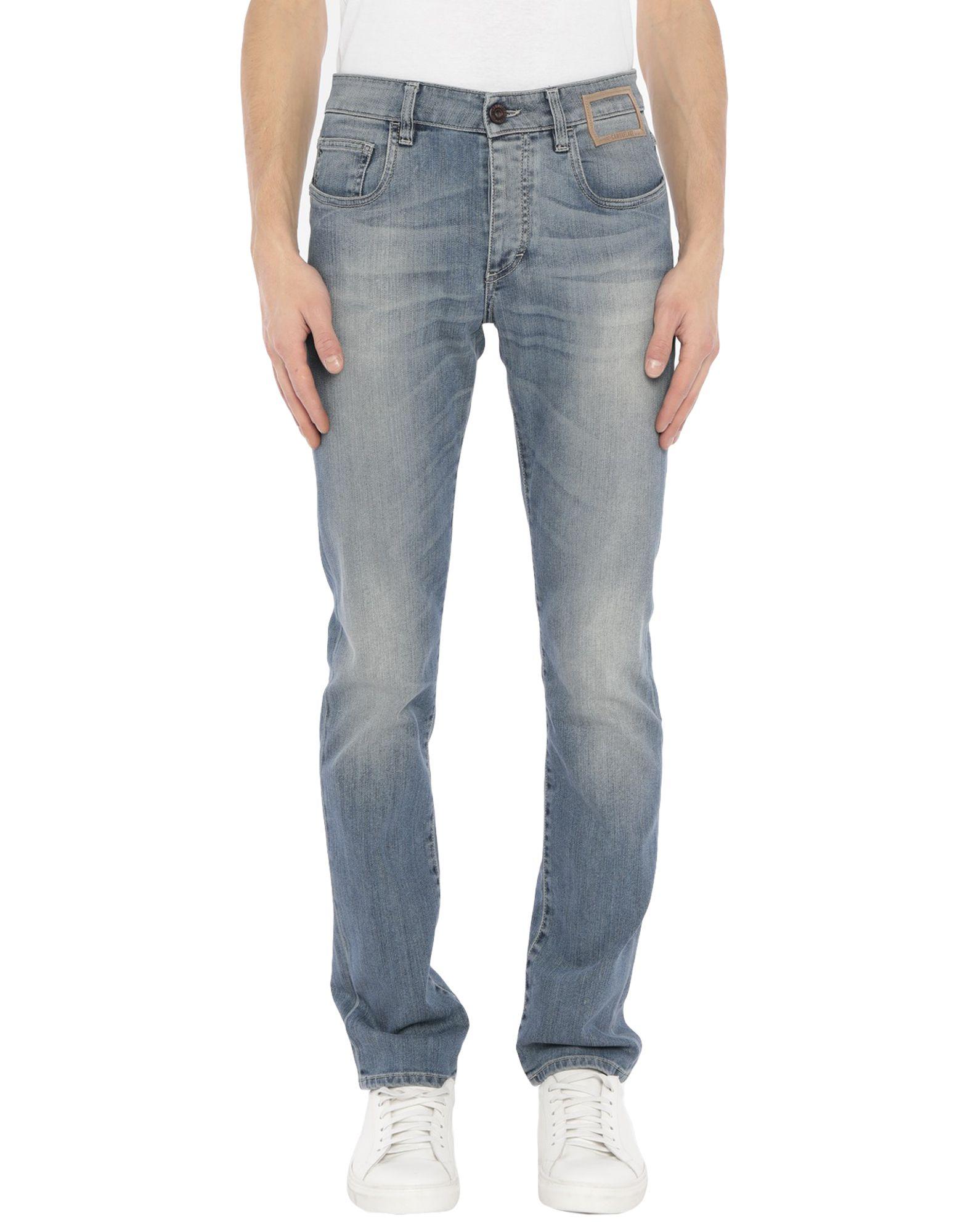 CAMOUFLAGE AR AND J. Джинсовые брюки