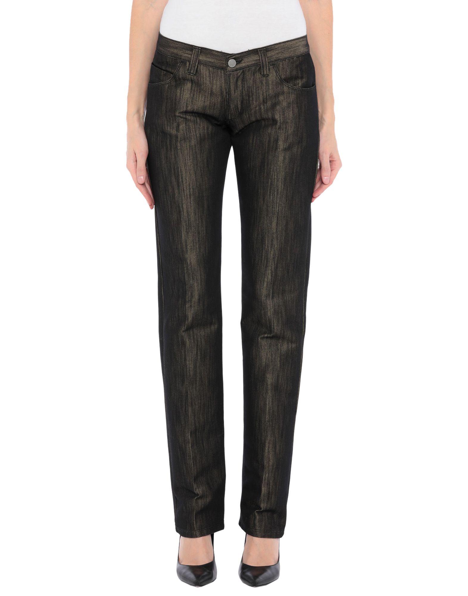цены HOLLYWOOD MILANO Джинсовые брюки