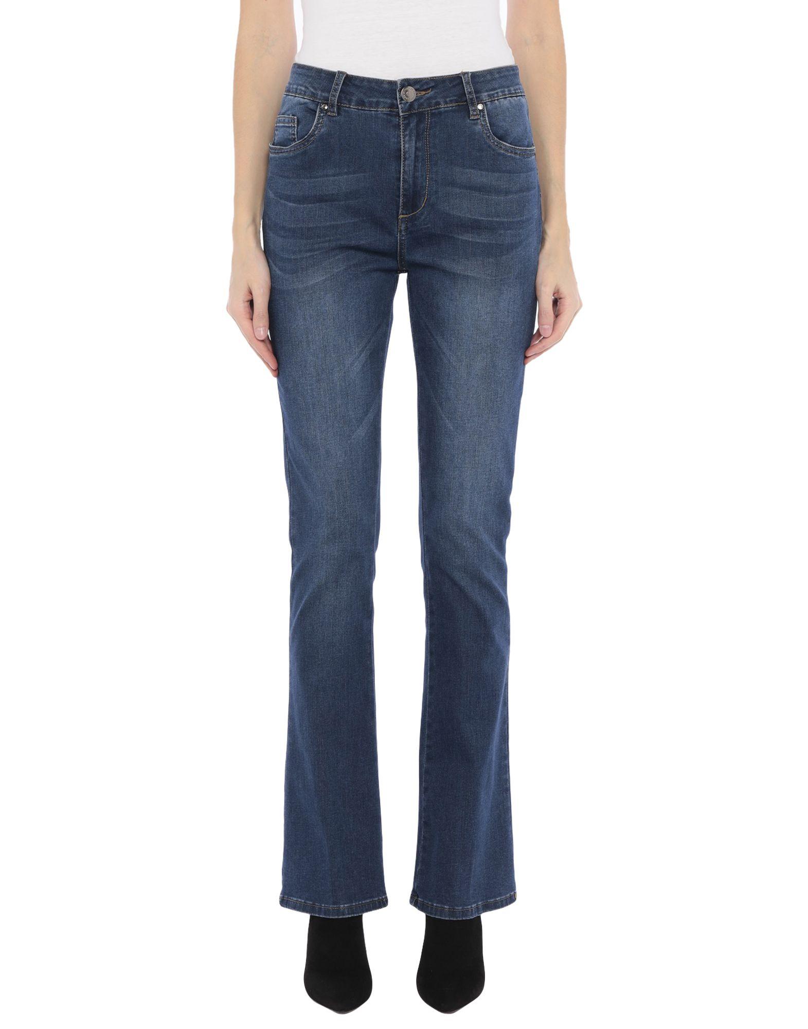 CHIARA DALBA Джинсовые брюки chiara deste джинсовые брюки page 5