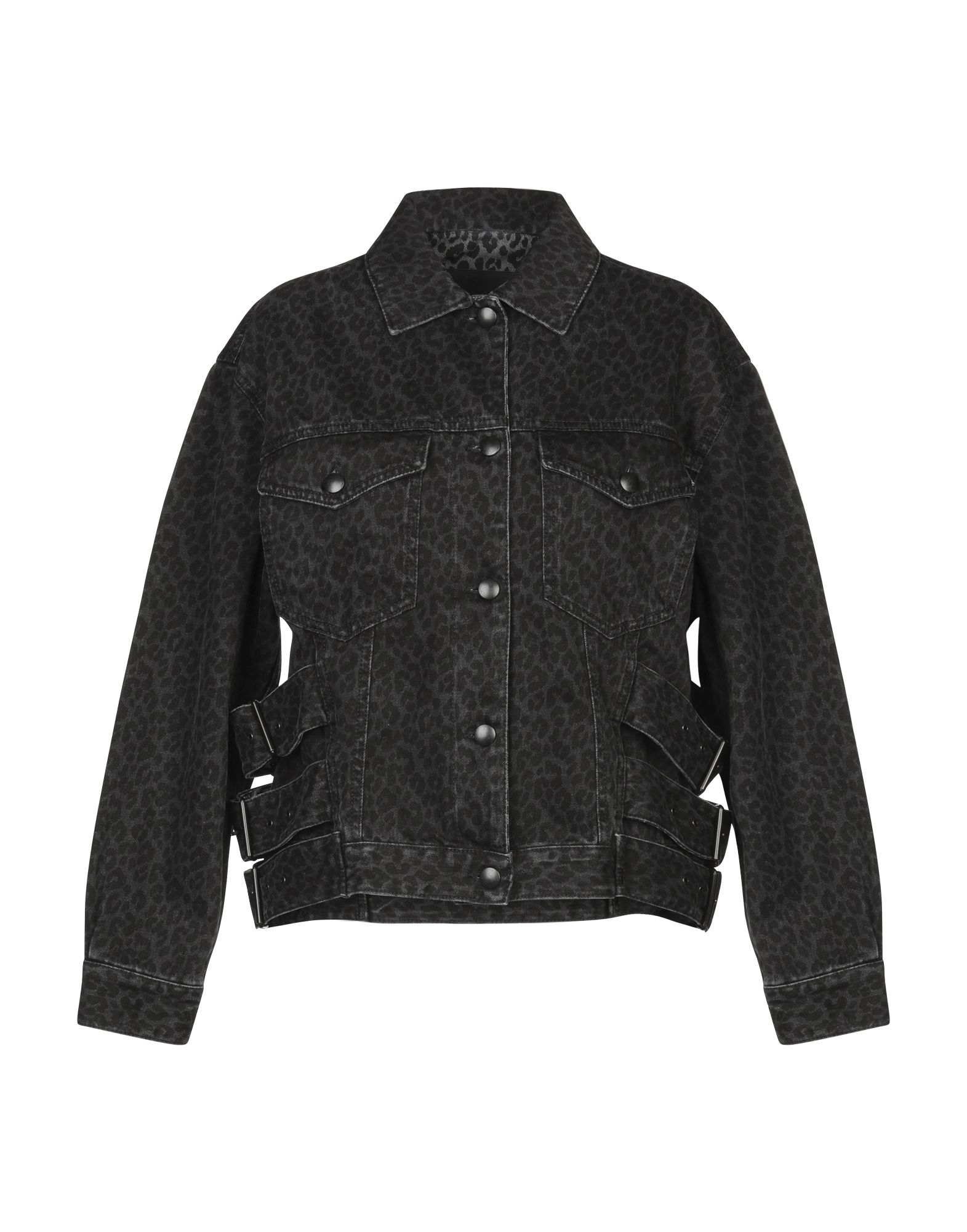McQ Alexander McQueen Denim outerwear - Item 42779986