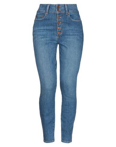 Джинсовые брюки ALICE + OLIVIA JEANS