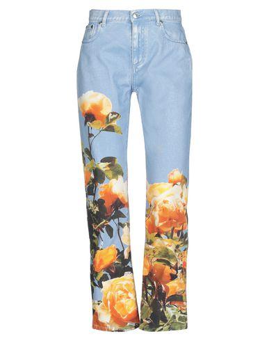 Джинсовые брюки MSGM