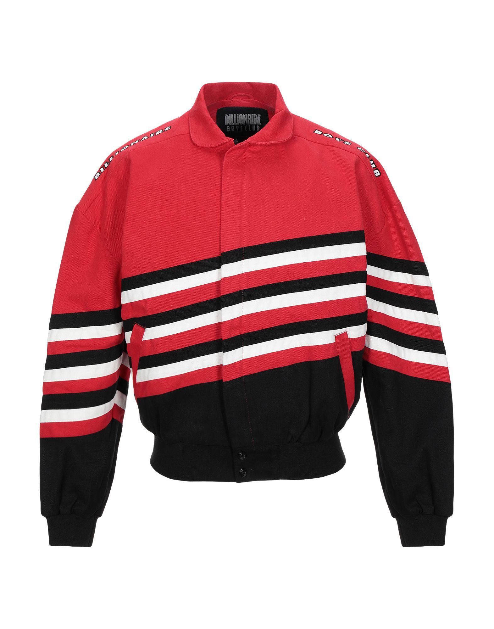 цена BILLIONAIRE BOYS CLUB Джинсовая верхняя одежда онлайн в 2017 году