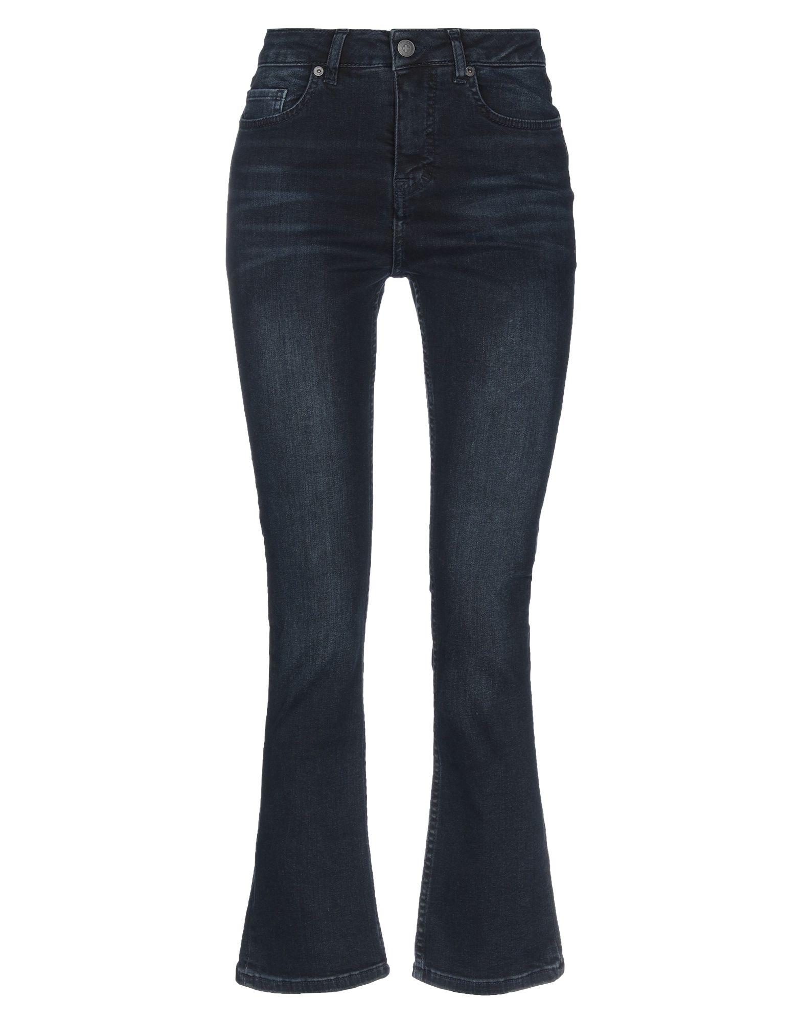 IMOGENE + WILLIE Джинсовые брюки