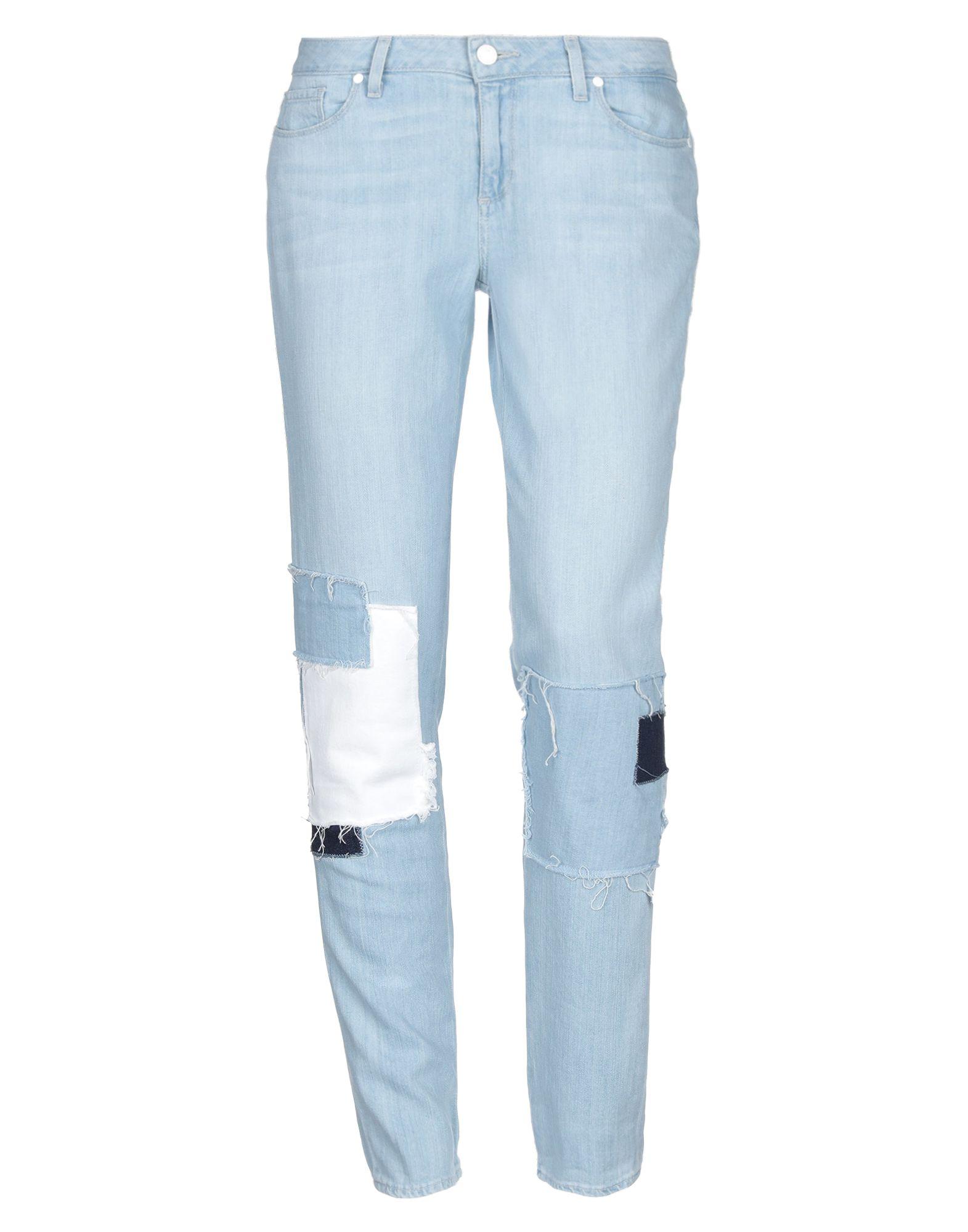 PAIGE Джинсовые брюки paige майка
