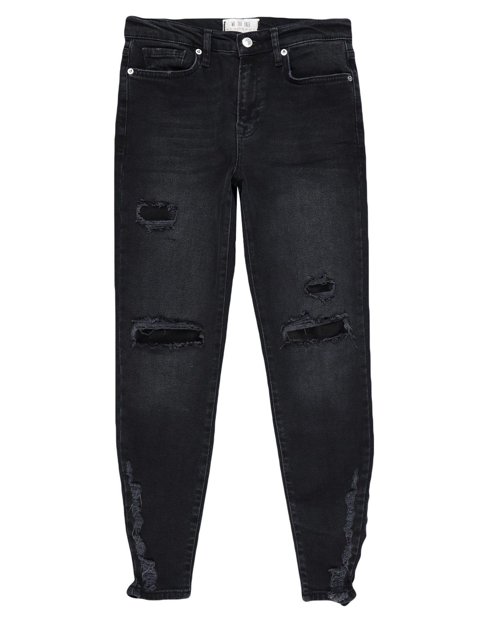 WE THE FREE Джинсовые брюки the viridi anne джинсовые брюки