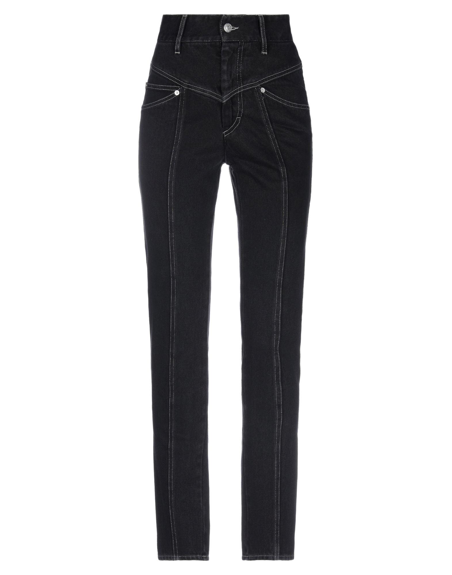 ISABEL MARANT Джинсовые брюки isabel marant джинсовые брюки