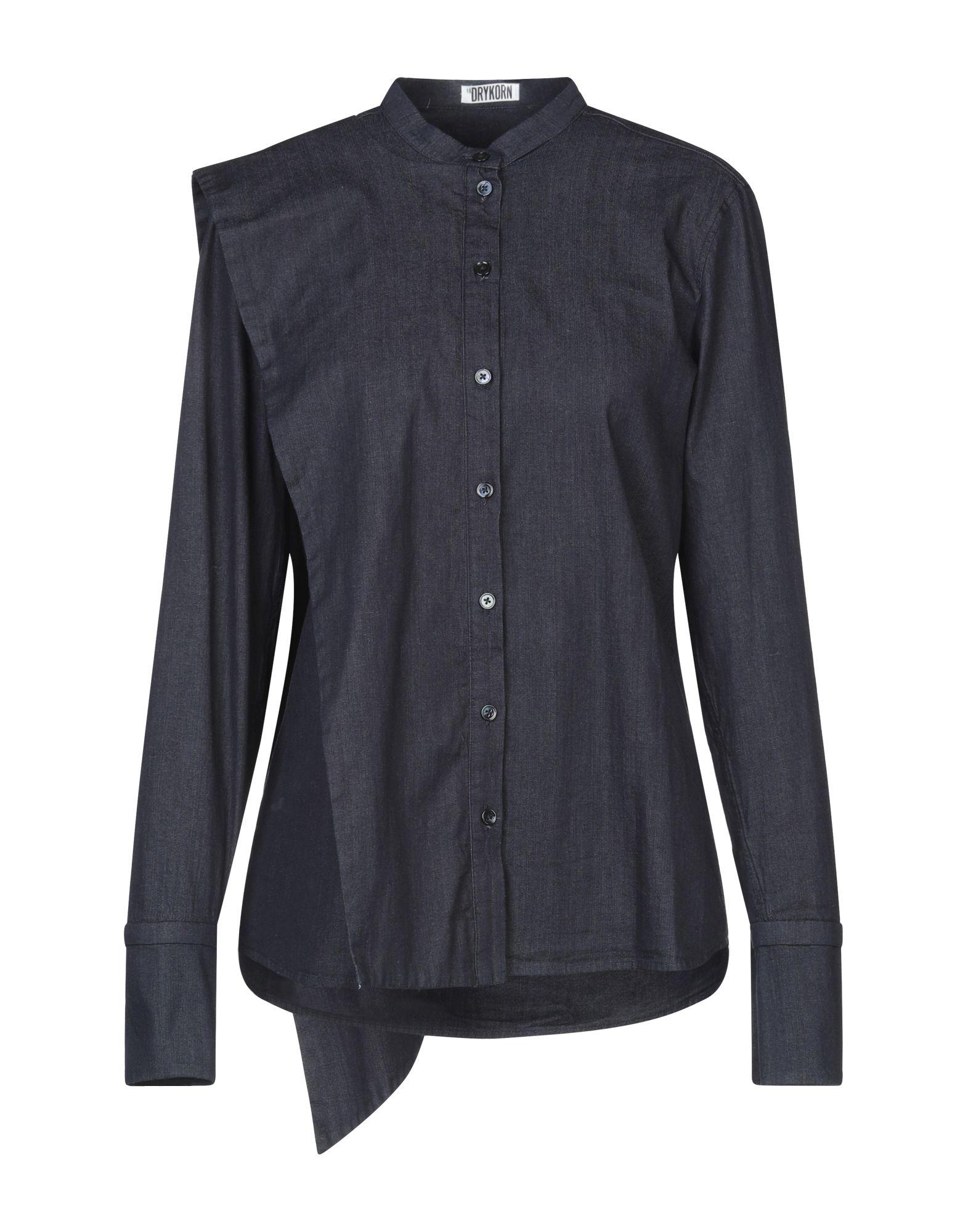 DRYKORN Джинсовая рубашка цена 2017